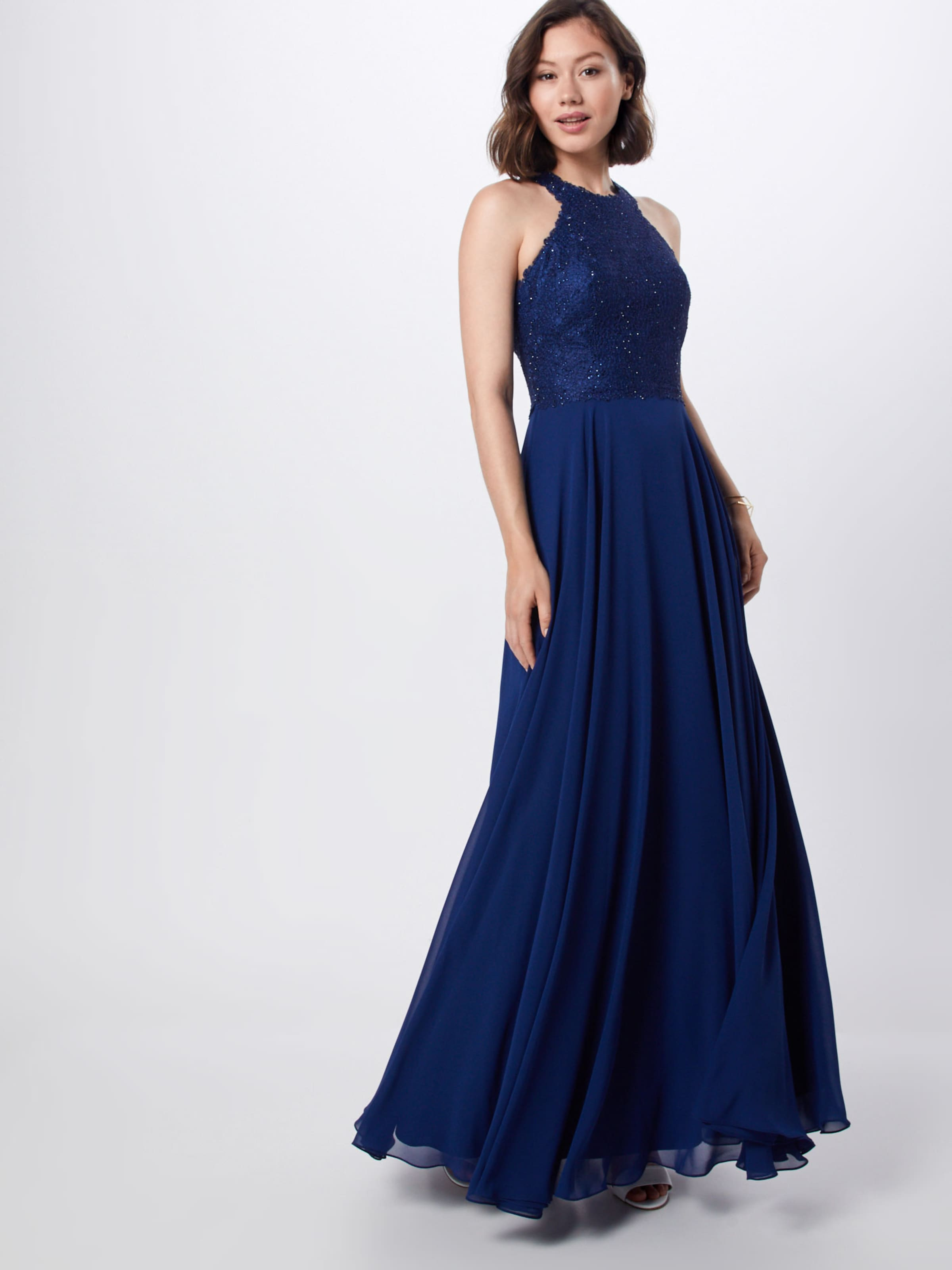 Nuit En Bleu De Luxuar Soirée Robe KJ3FcT1ul