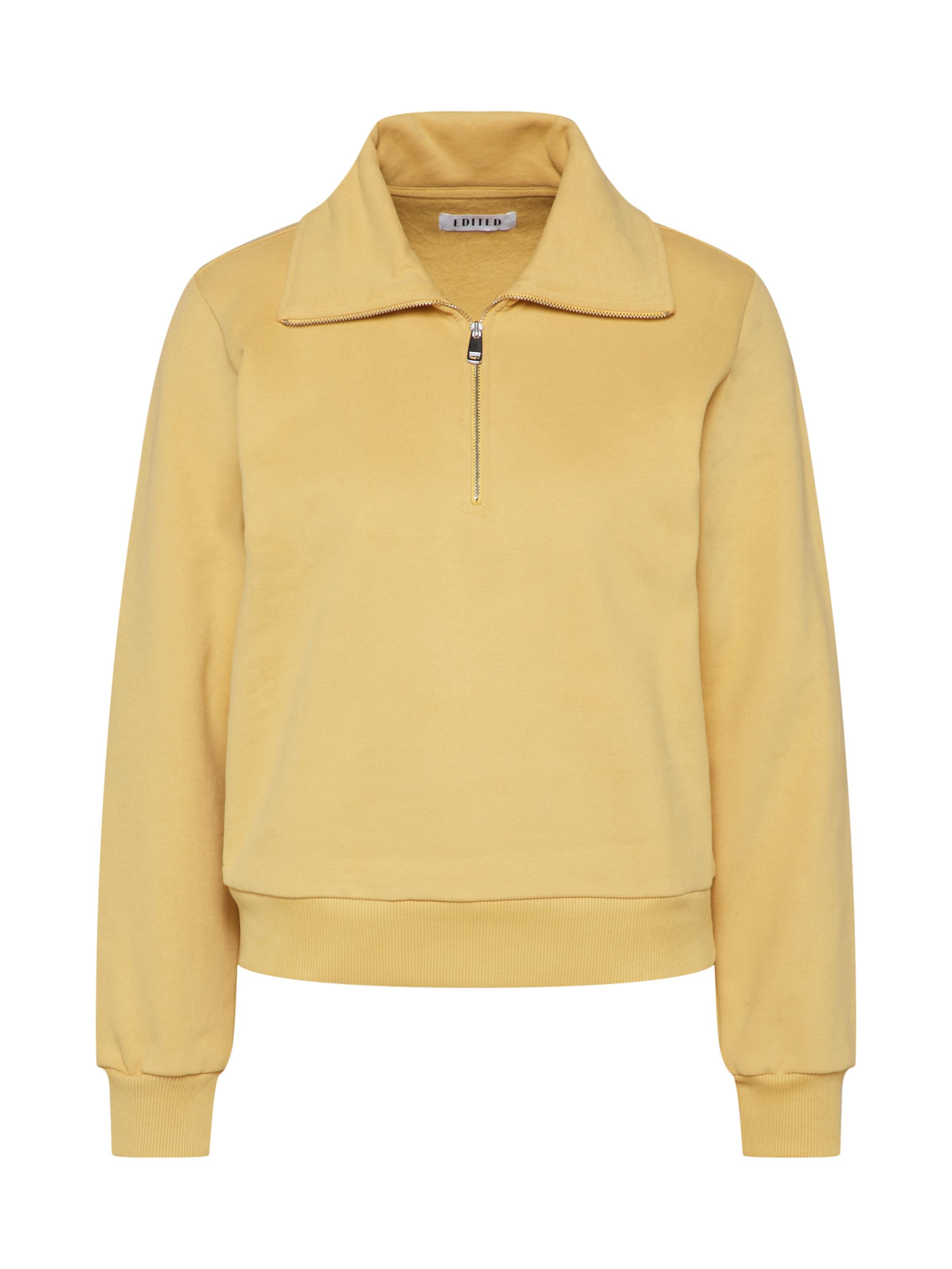 'reilly' Edited Moutarde Sweat En shirt PX0N8Okwn