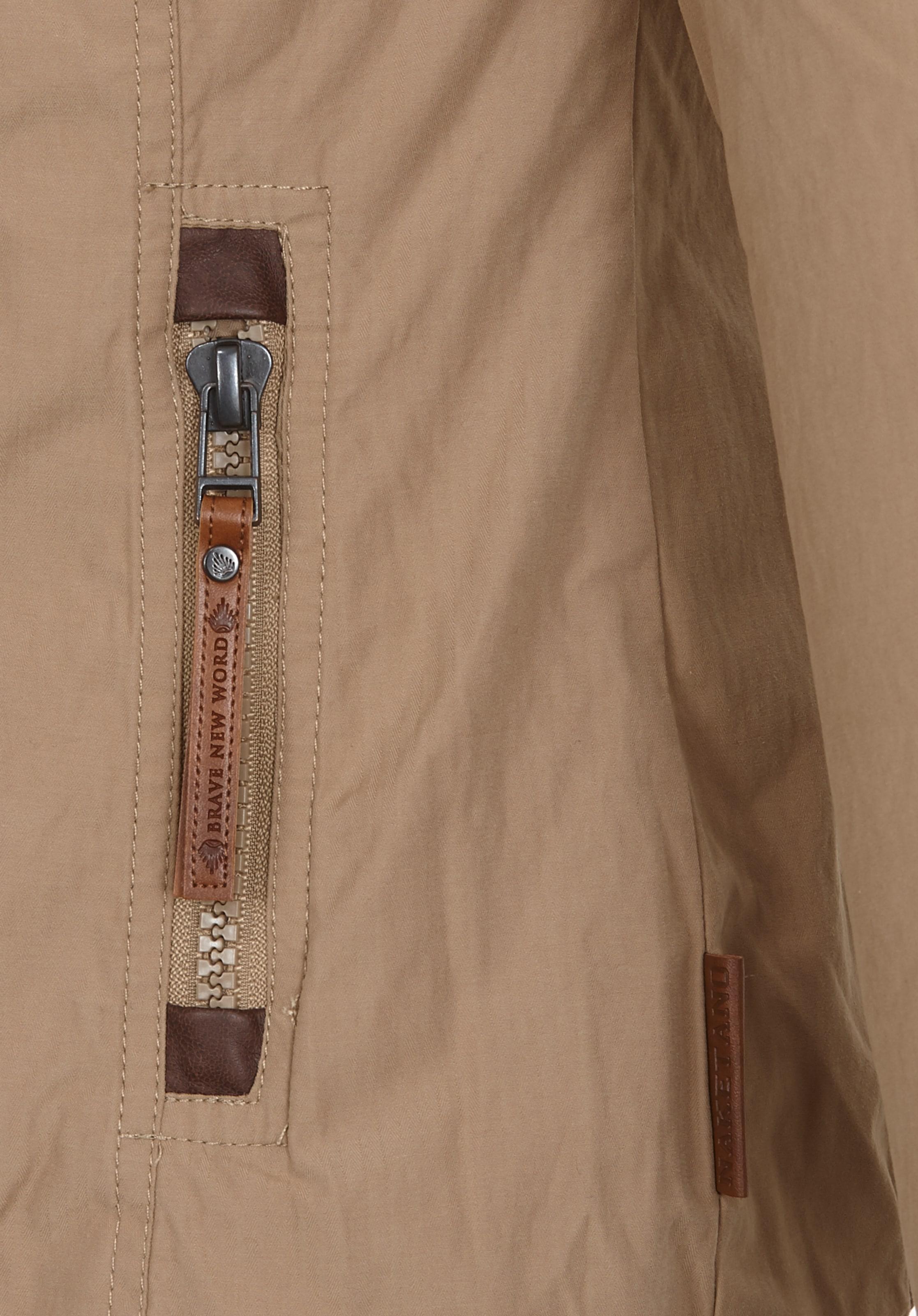Naketano Werl Hier Sand Bist Jacket 'du In ' OuPZiwkXTl