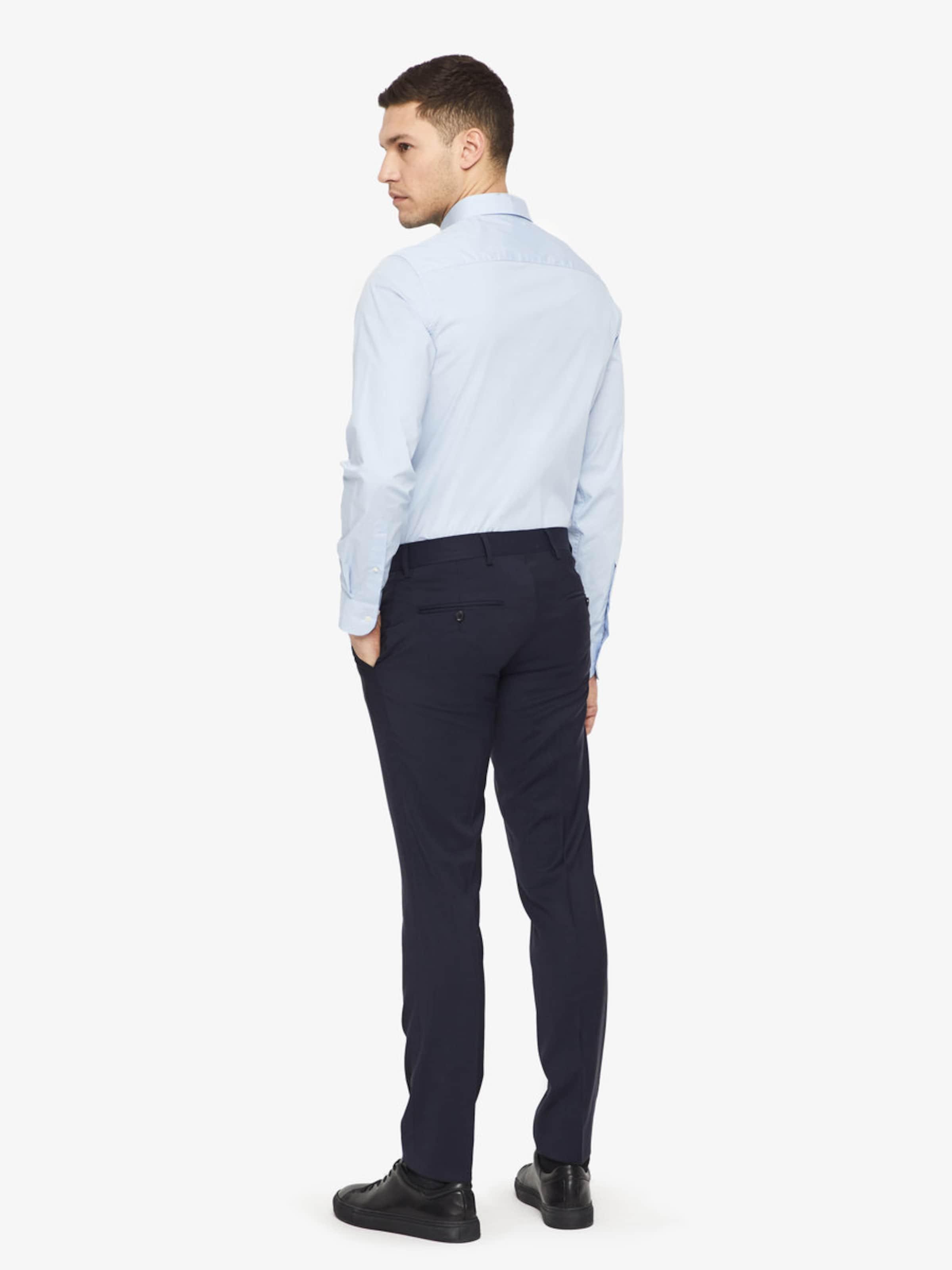 J En Pantalon lindeberg Noir À Pince 'paulie' WEDIH29