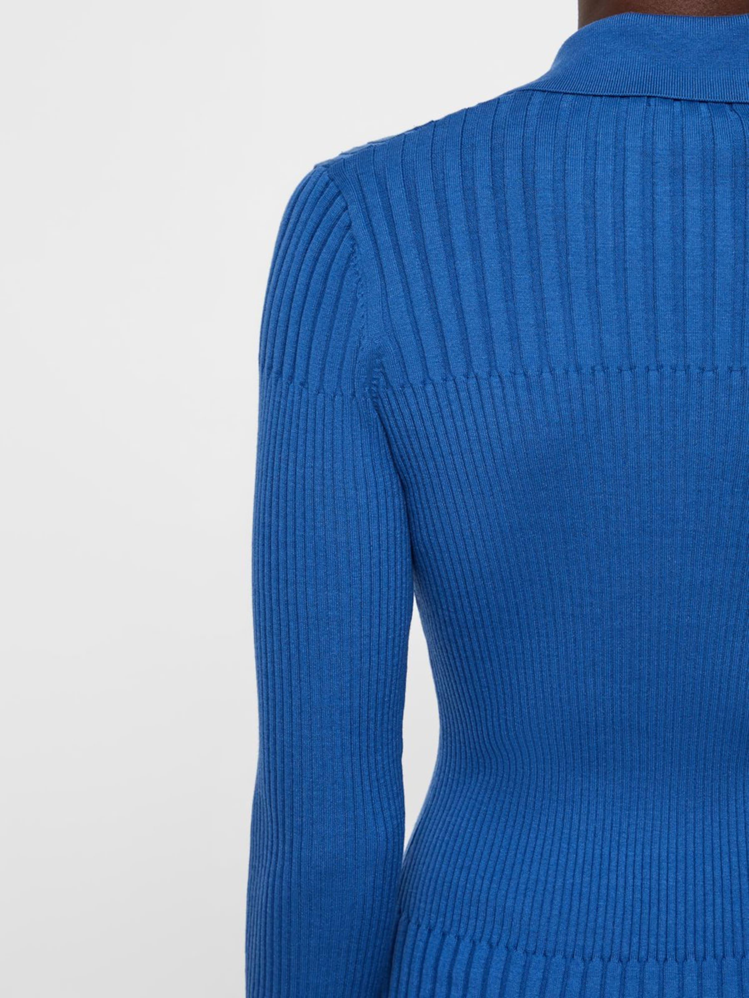 Bleu En 'blanche' Marine Robes Maille J lindeberg UzVpSMq