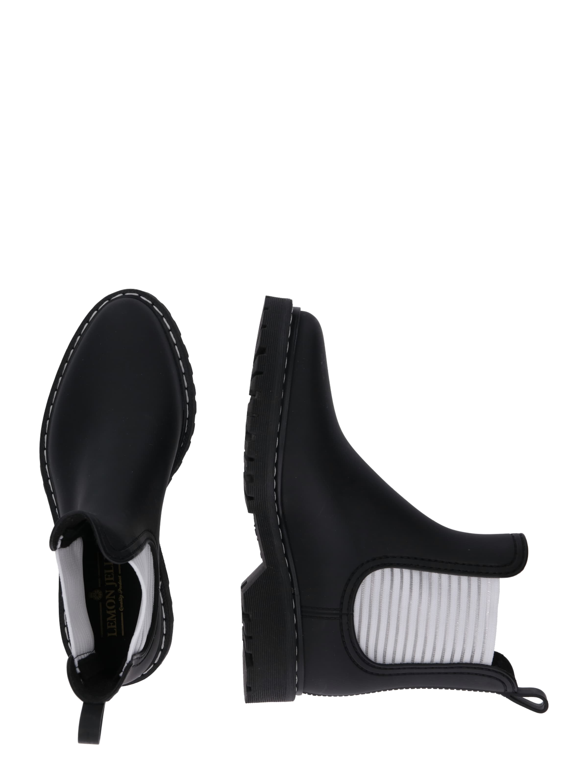 Lemon Jelly 'ryan' Boots En Noir DH2E9IW