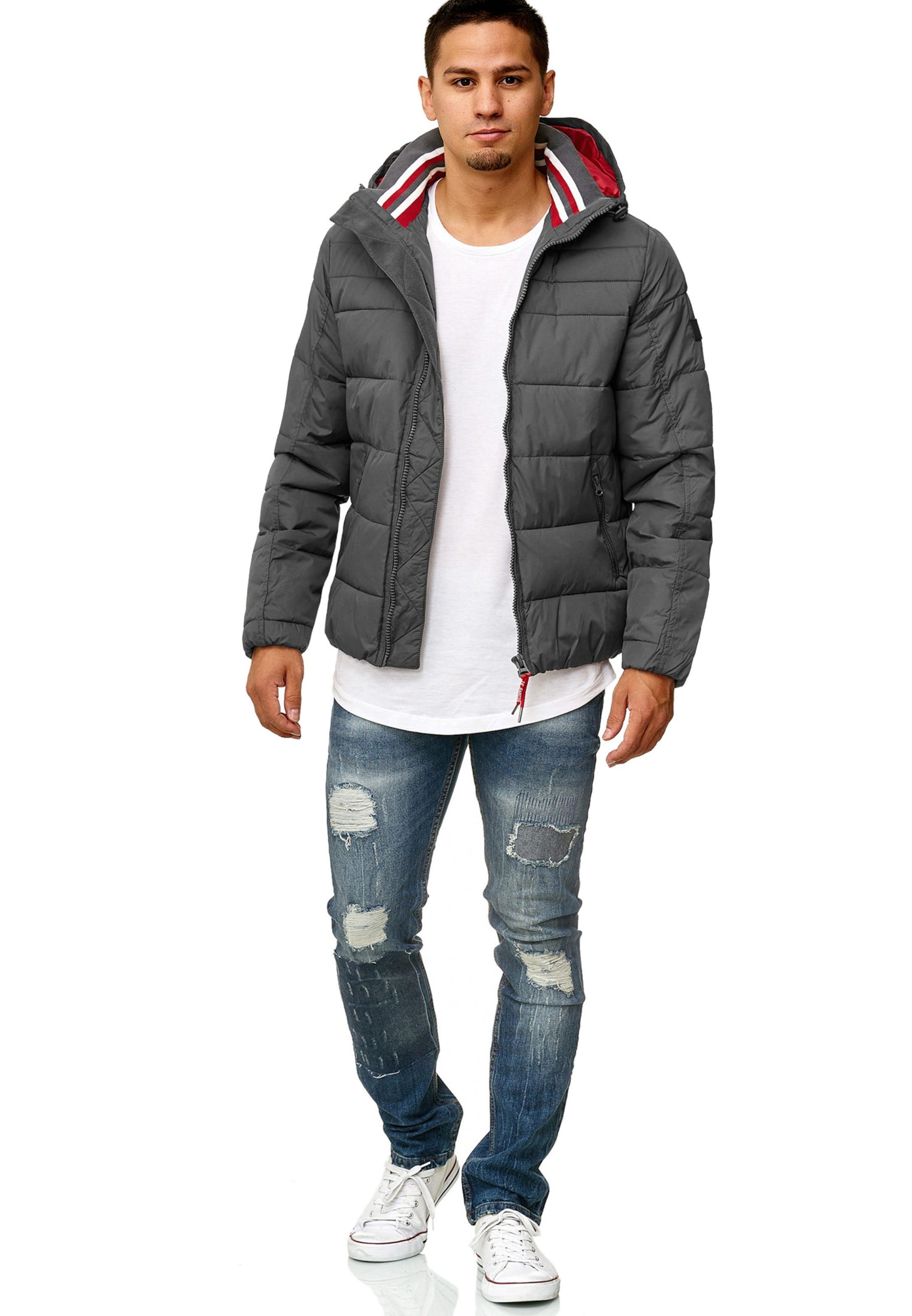 Marine Bleu Philpot En Jeans D'hiver Winter ' Veste Jacke Indicode OPiwXZkTu