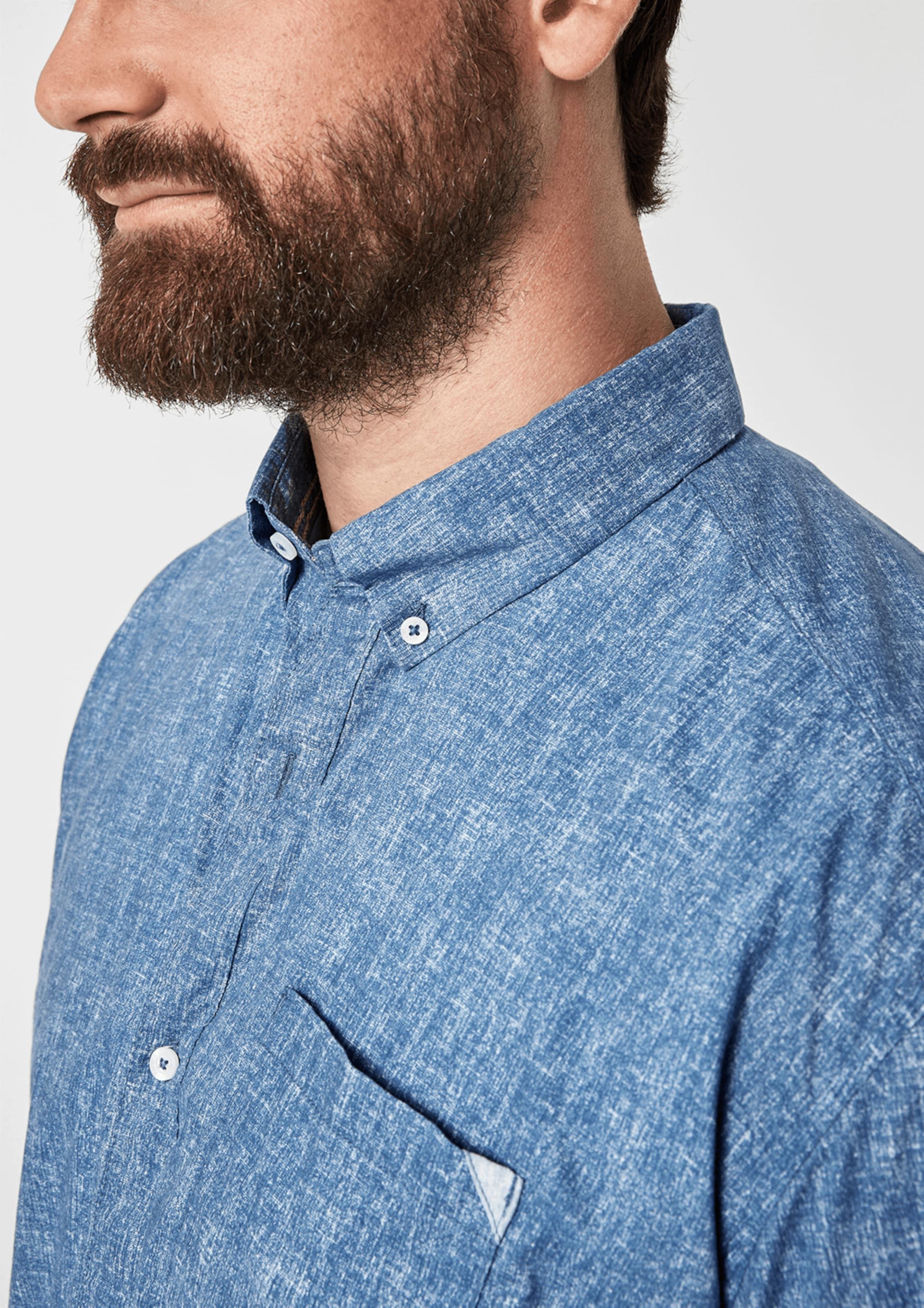 In Hemd S Red oliver Blau Label 2YbW9IeEDH