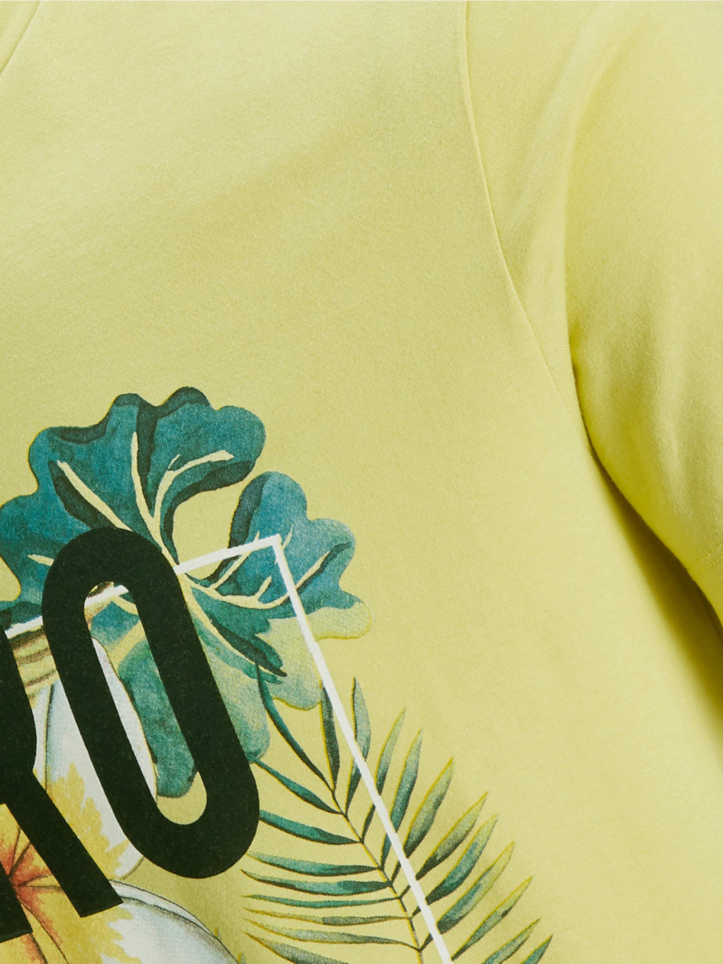 Jaune Jones Jackamp; En T Foncé shirt wZXiPTuOk