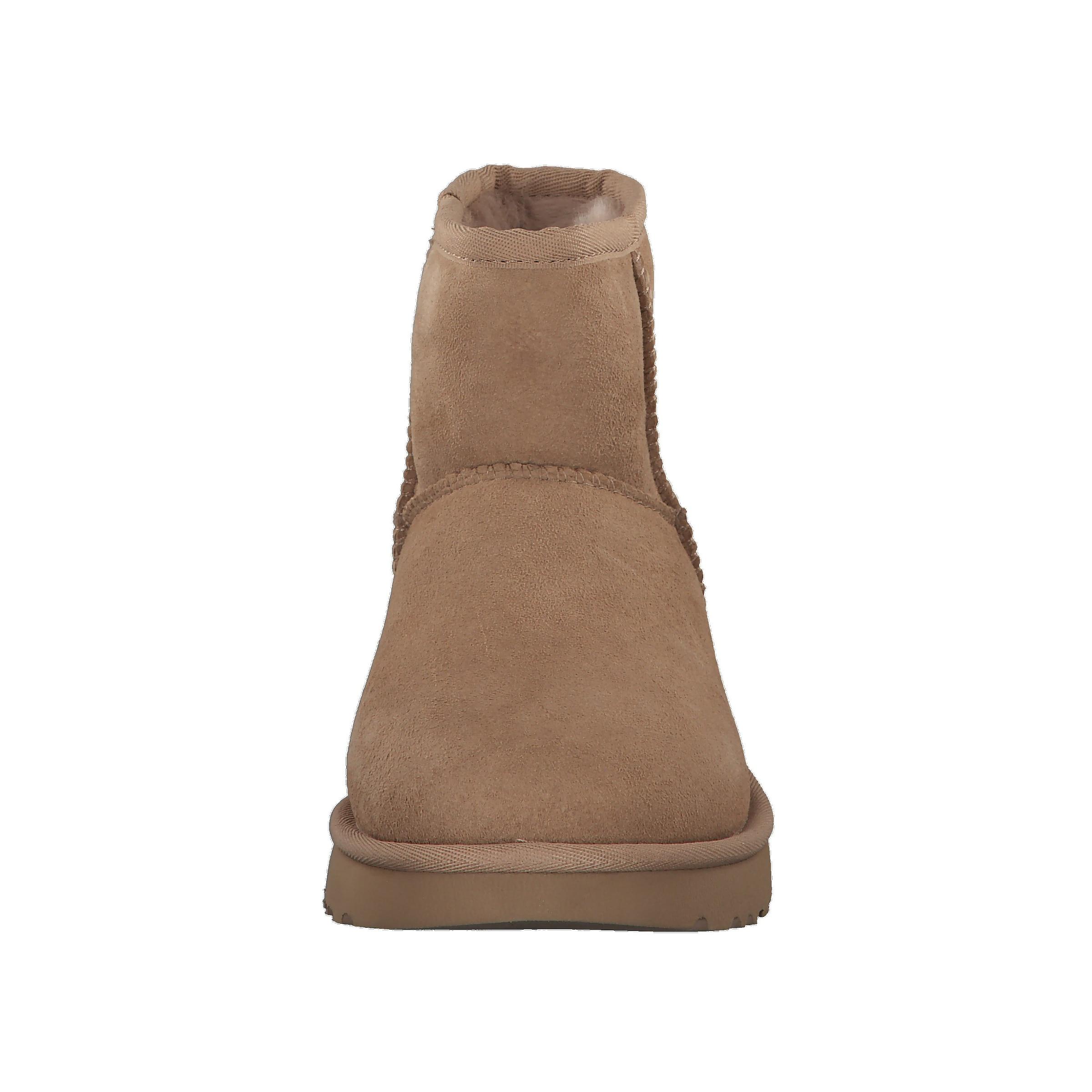 Ugg En 'classic MarronCaramel Ii' Boots Mini 6fvYyb7g