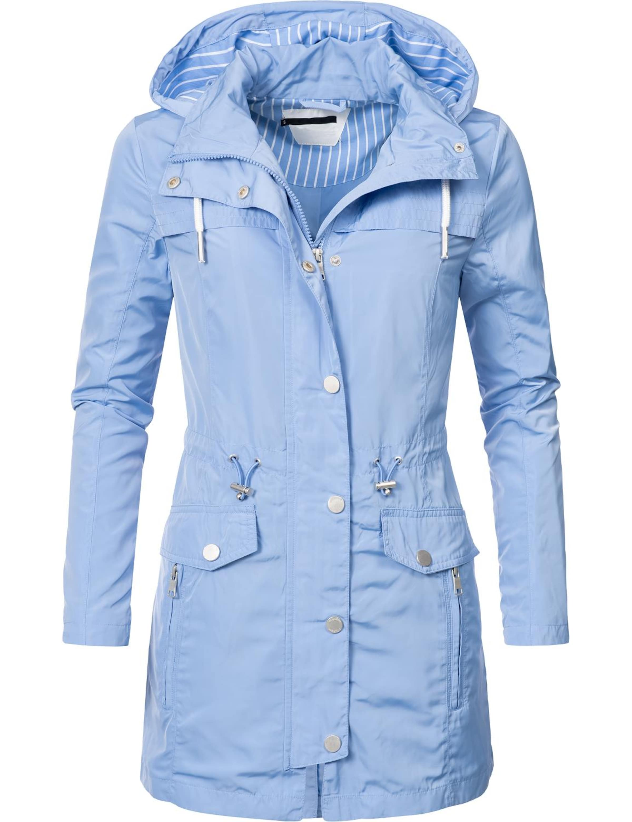In Parka 'l60100' Rauchblau Time Peak m0v8OwnN