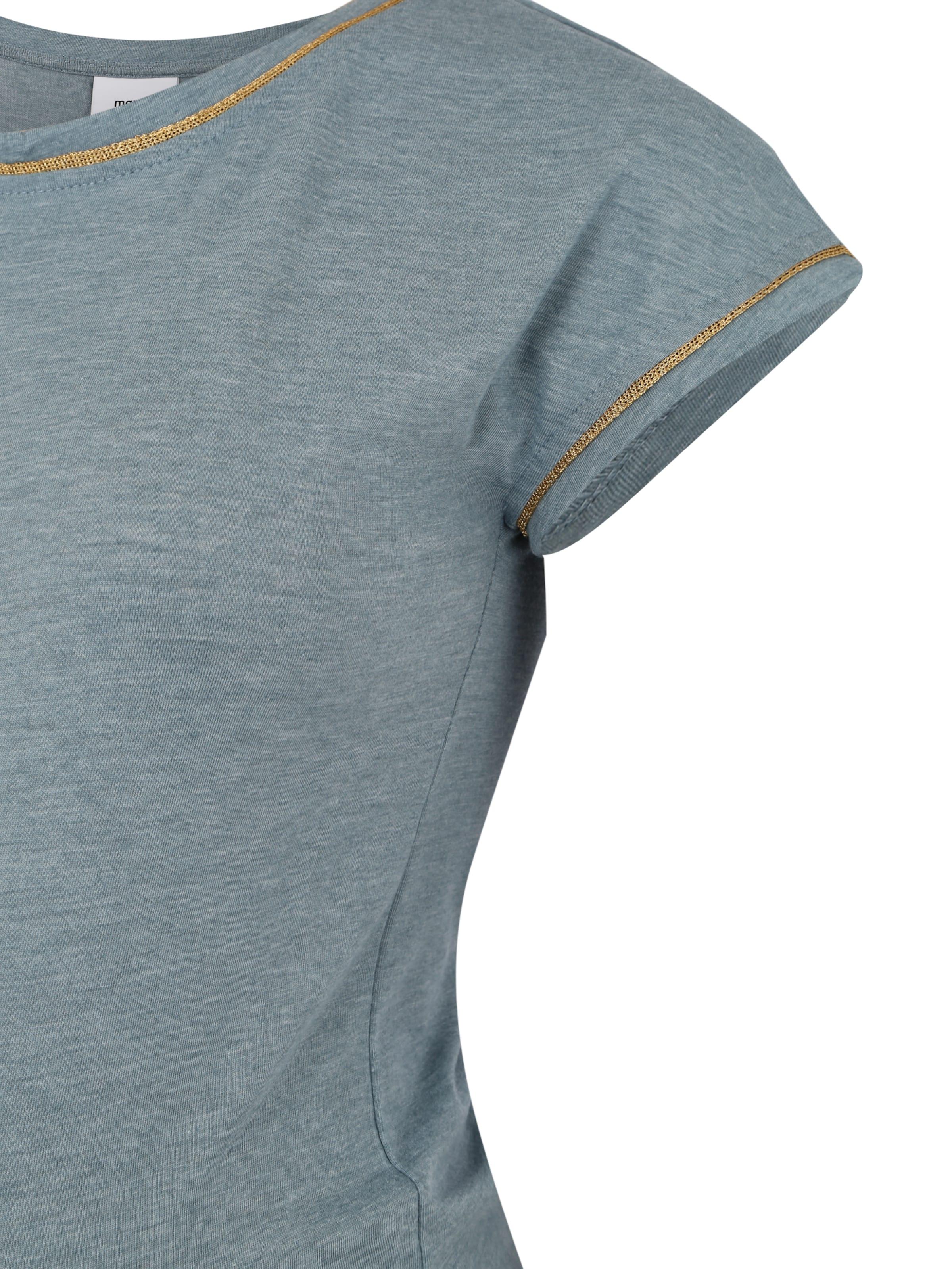 FuméJaune Mamalicious 'isla' shirt Bleu T En Foncé BexodWrC