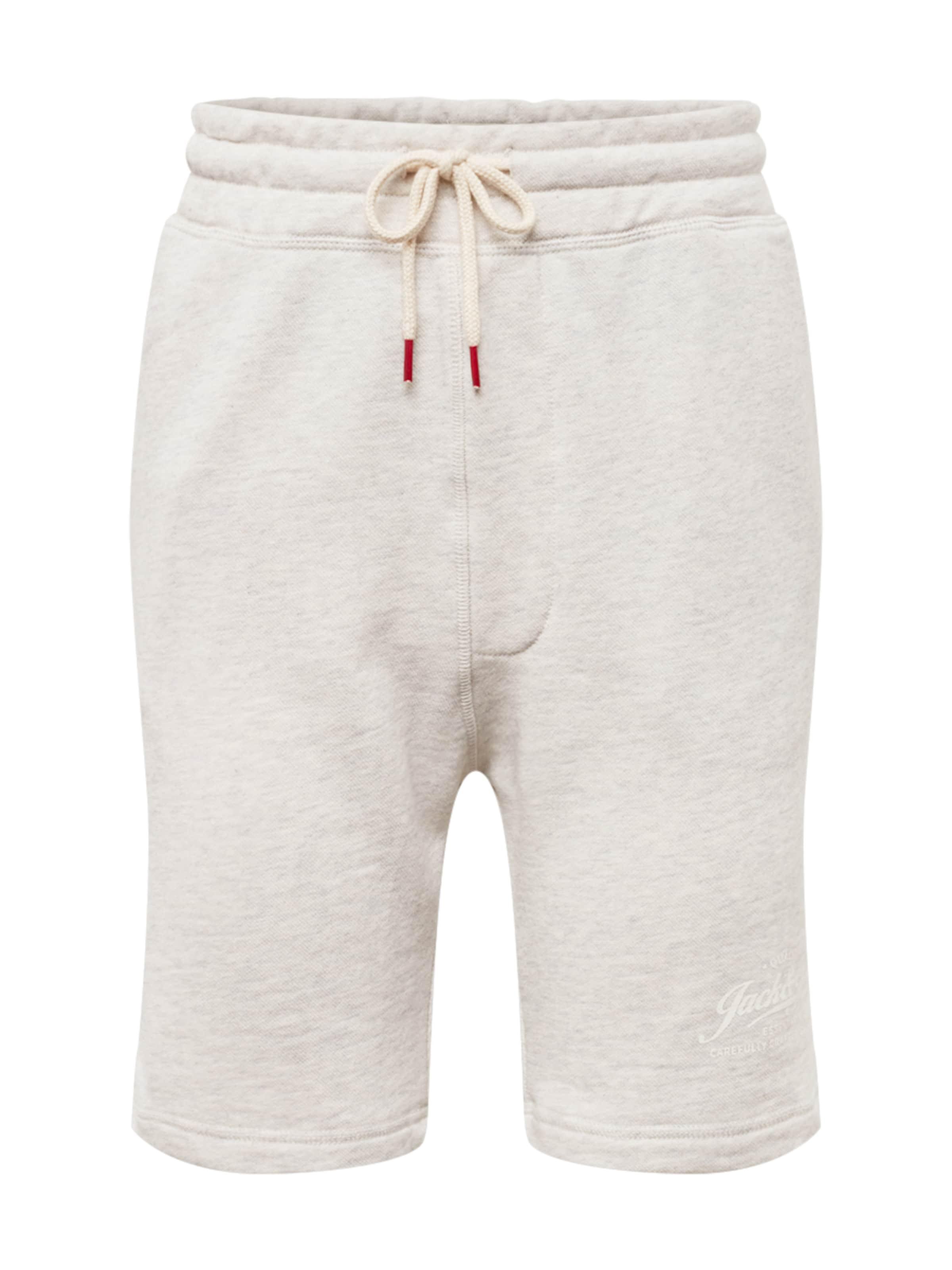 Jackamp; En Chiné Noir Pantalon Jones qAL354jcR