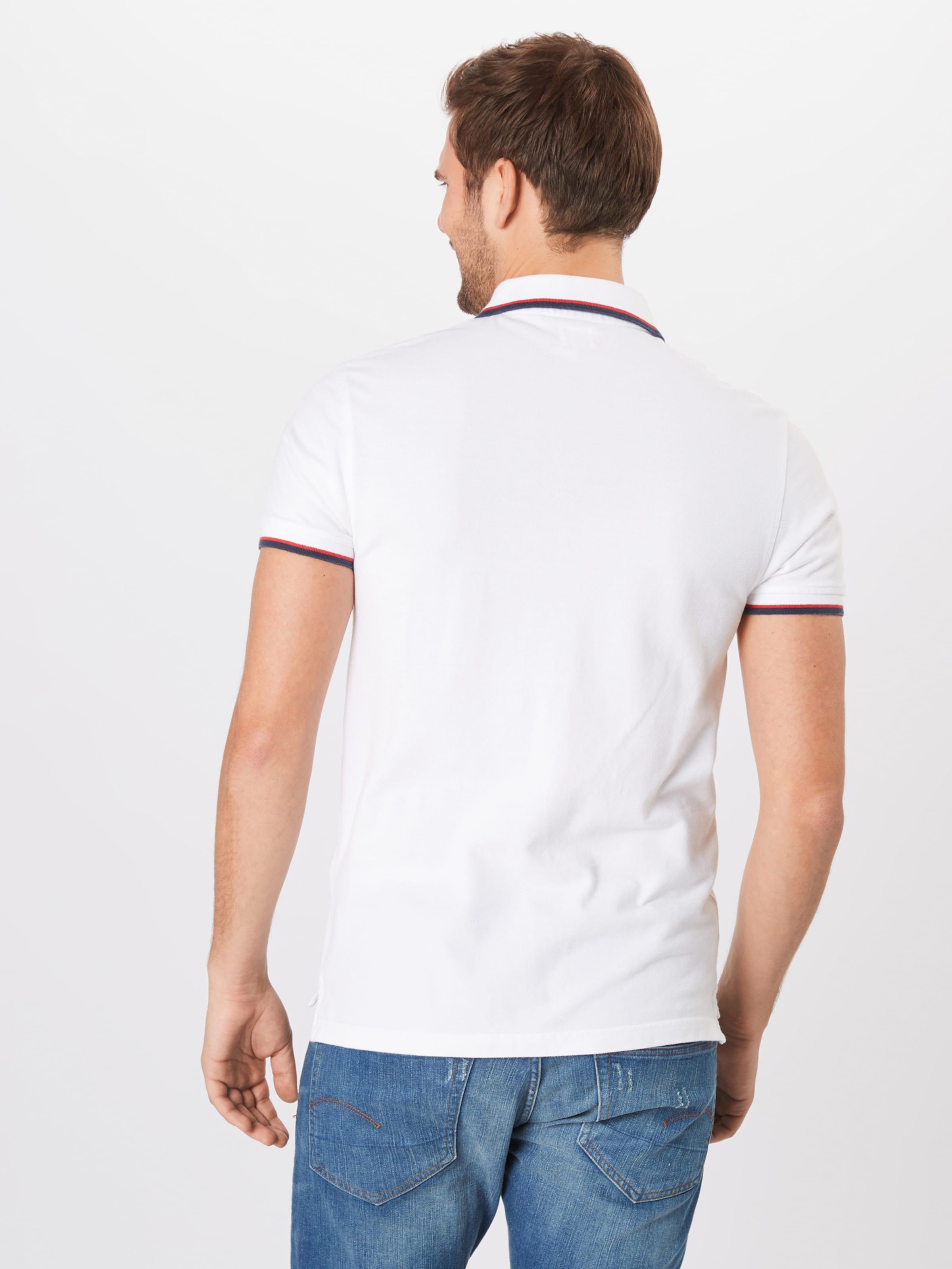 shirt En Blanc Levi's RougeNoir T 92IYWDHE