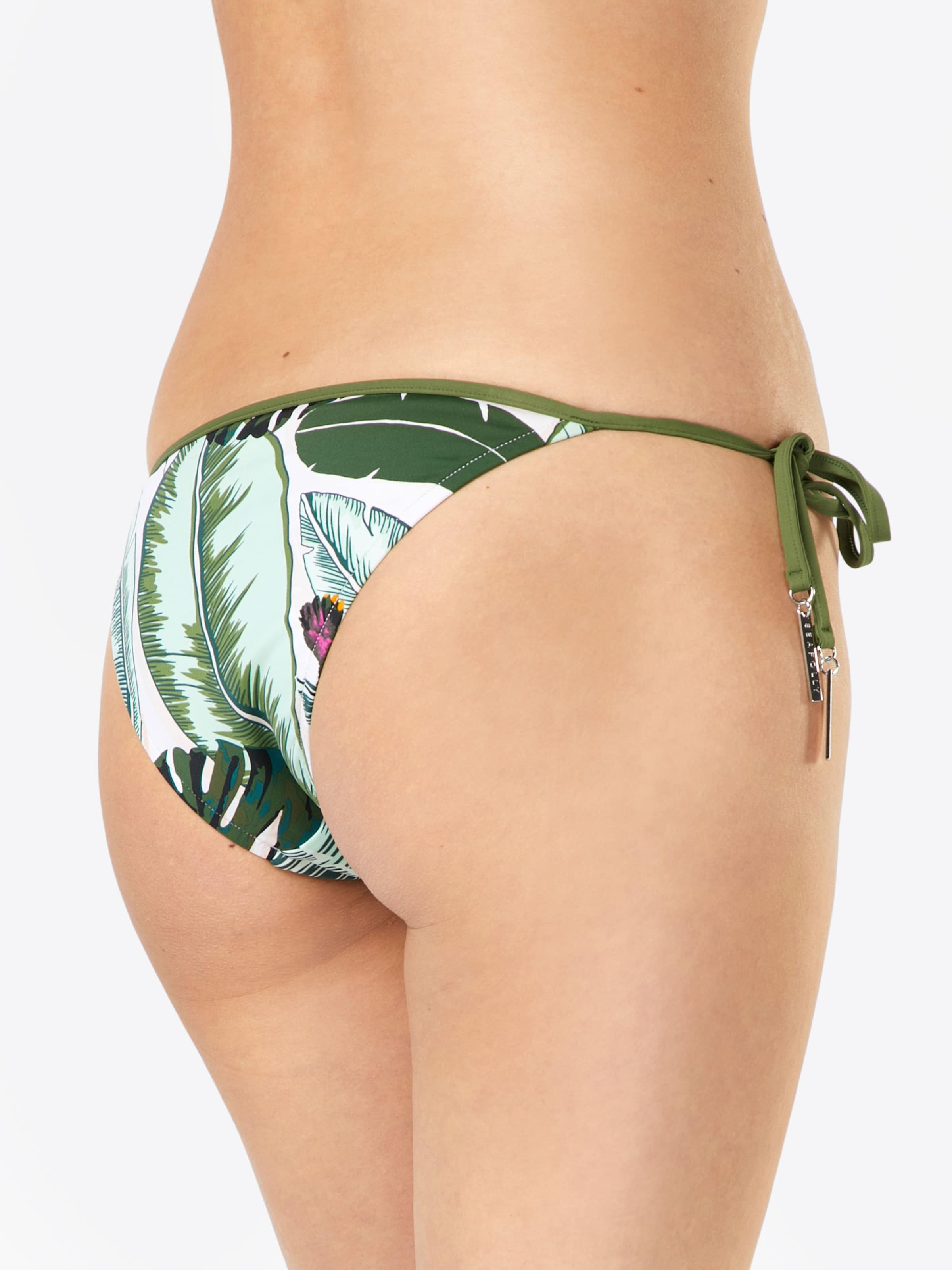 VertPomme Blanc En Bas De Seafolly 'brazilian' Bikini CQdtshr