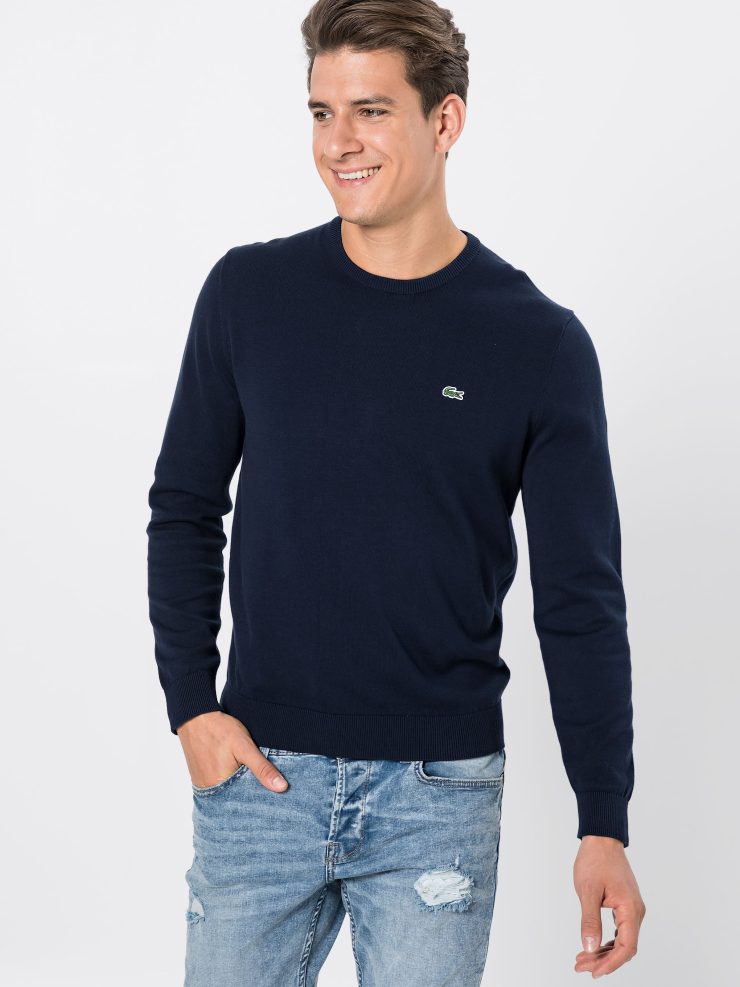 Pullover Nachtblau Nachtblau Pullover In Pullover In Lacoste Lacoste Lacoste Lacoste Nachtblau In KcFl1J