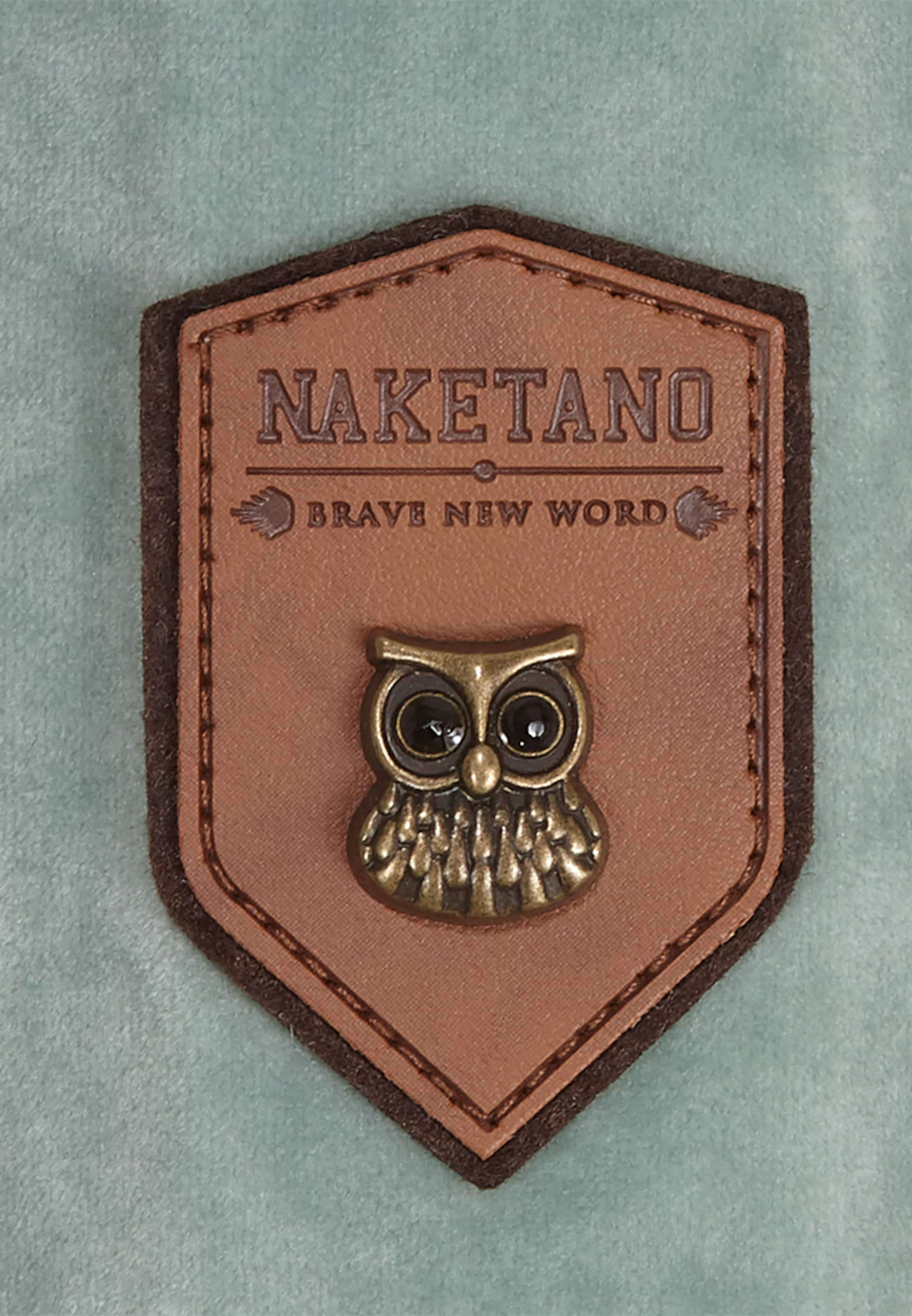 shirt Sweat Iii' Naketano Mack En Vert 'schmierlappen deWCoxrB