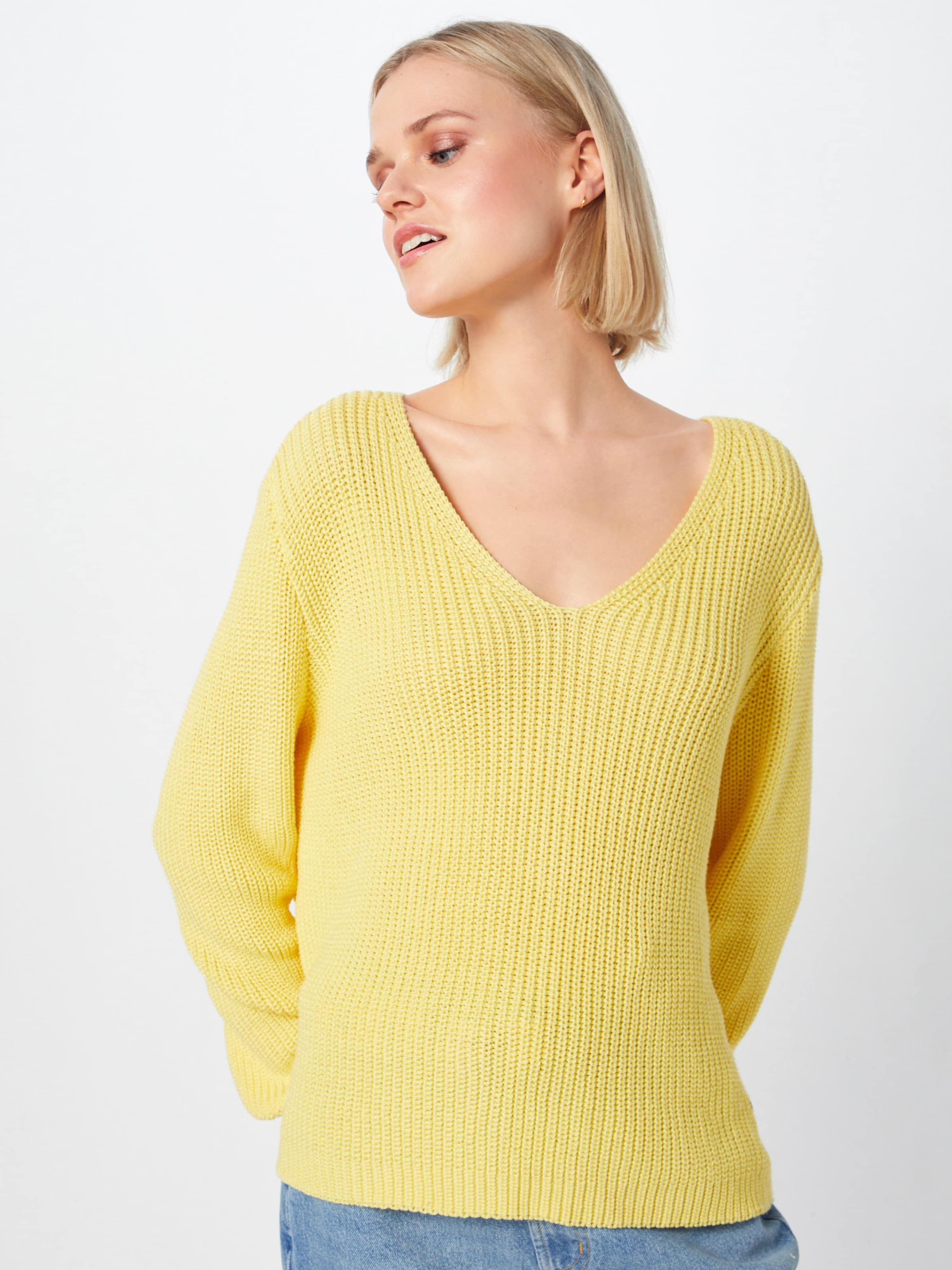 Lena Gercke 'ella' Pullover In By Leger Gelb zSVqUMp