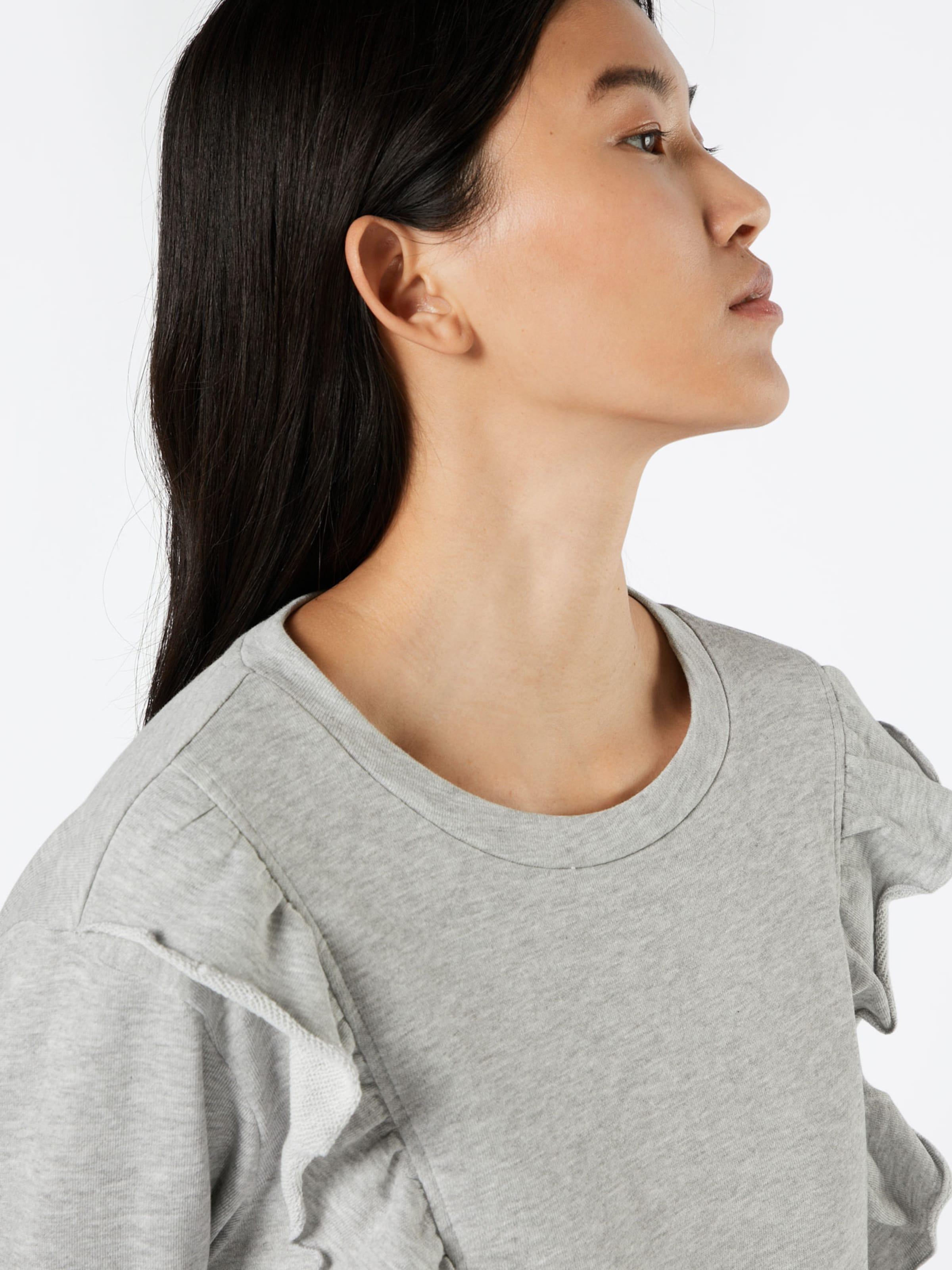 En De Chiné Jacqueline Sweat Yong Gris shirt 80vNnOwm