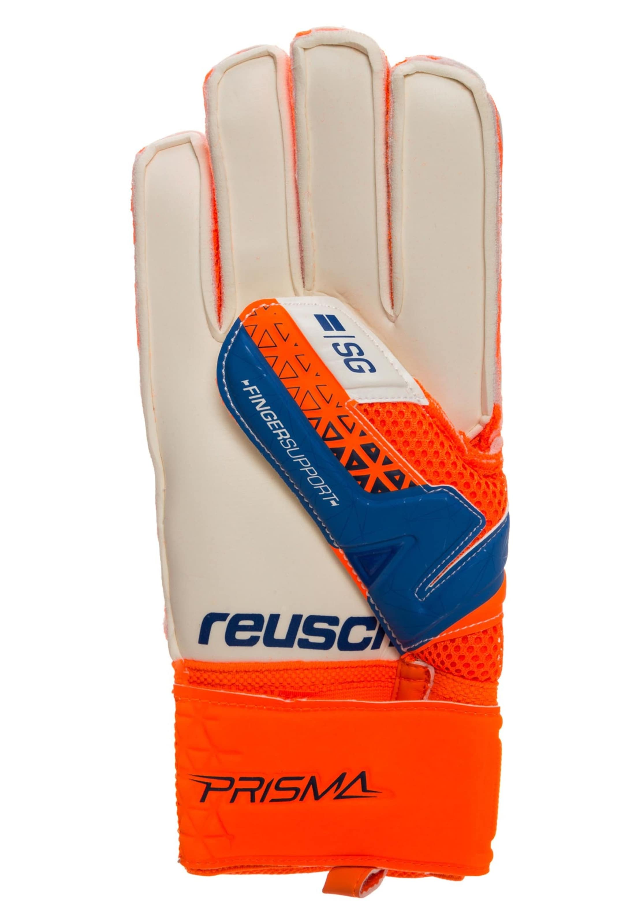 Support' De Sg Sport Finger Gants 'prisma BeigeBleu Orange Reusch En yYb6gf7