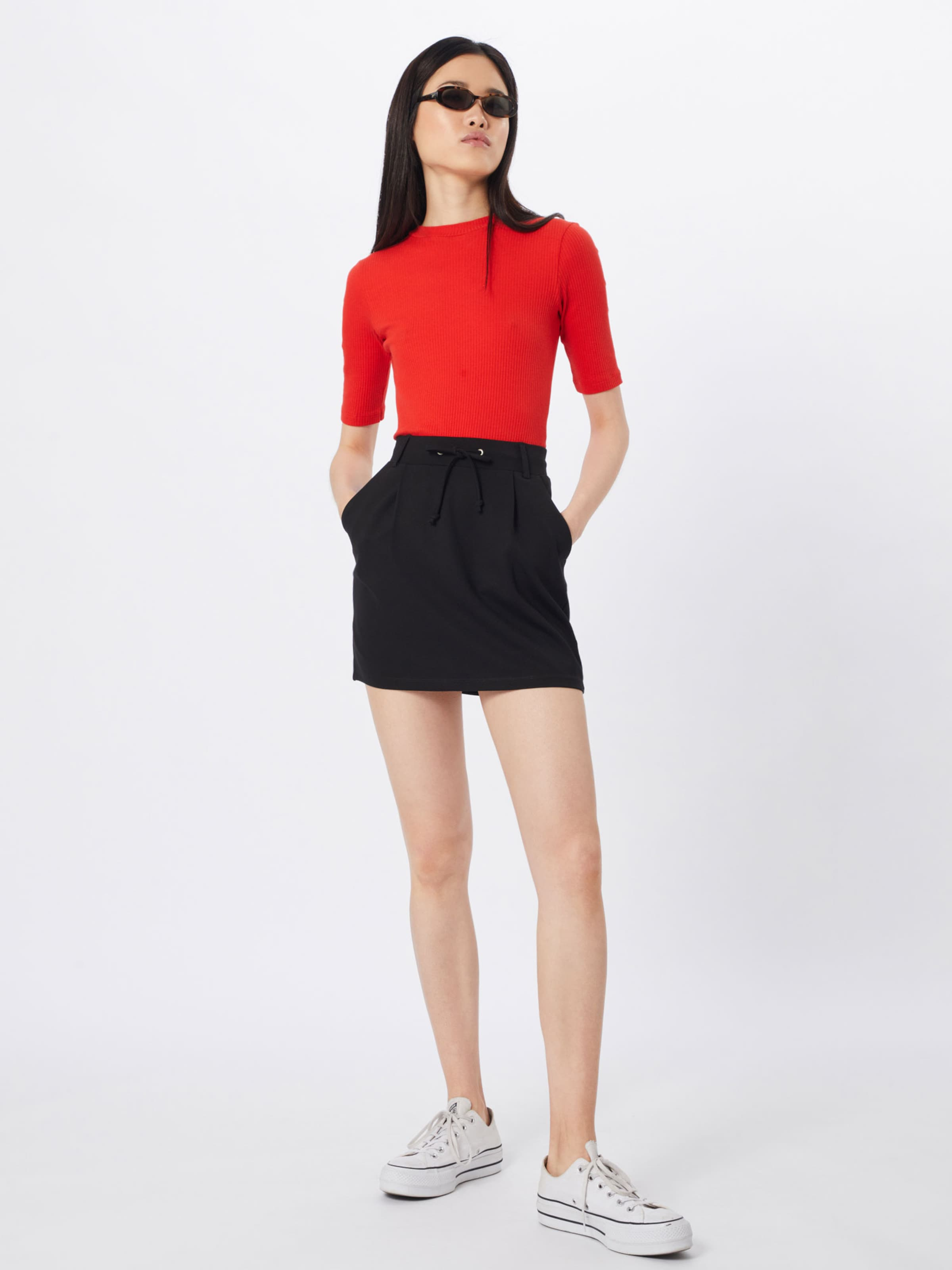 Jacqueline De Yong New Skirt' Schwarz In Rock 'jdypretty CexBod
