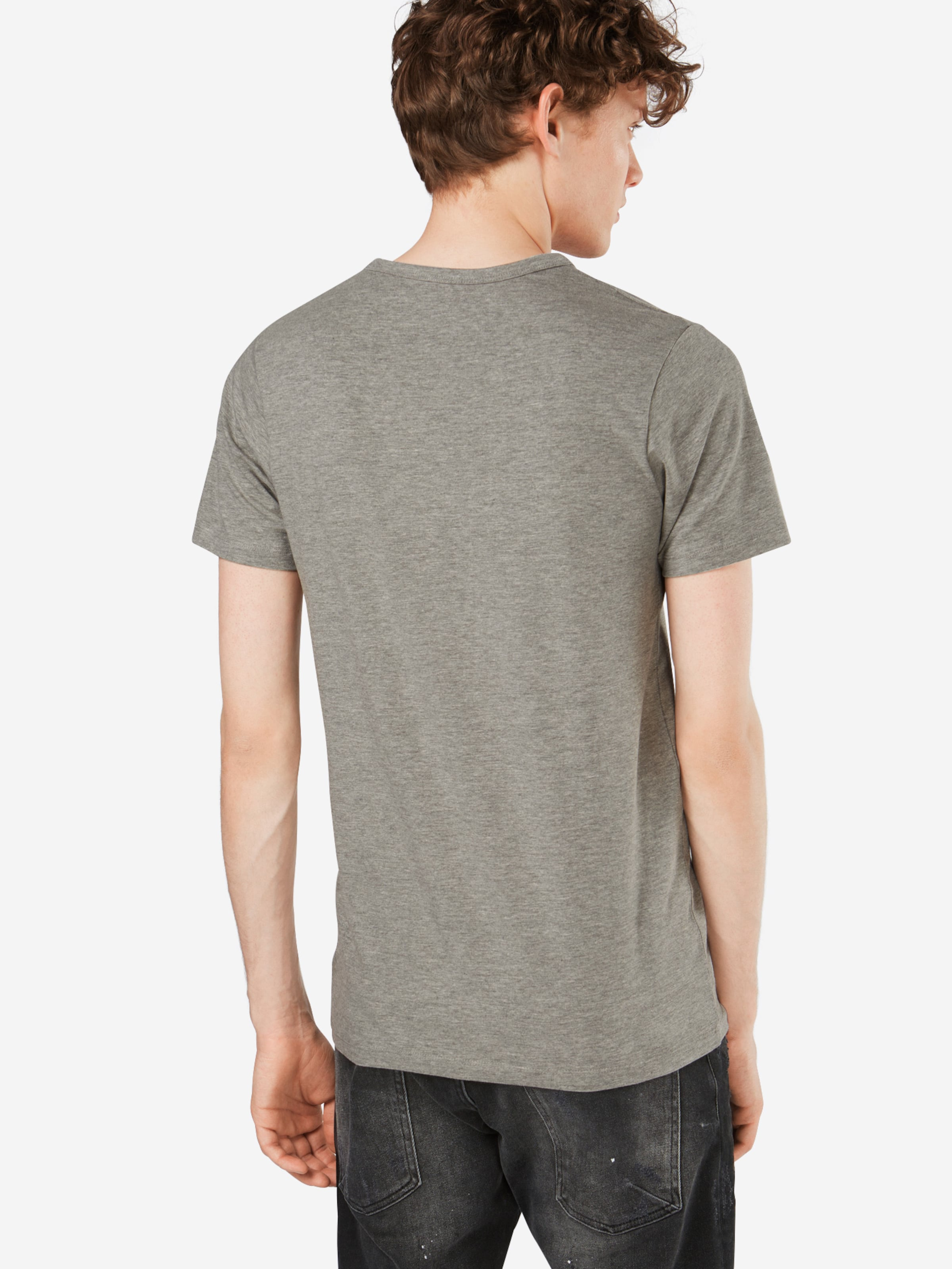 neck Marine Tee Noos' V S Jackamp; Jones Bleu shirt s En T 'basic 0OyvPN8mnw