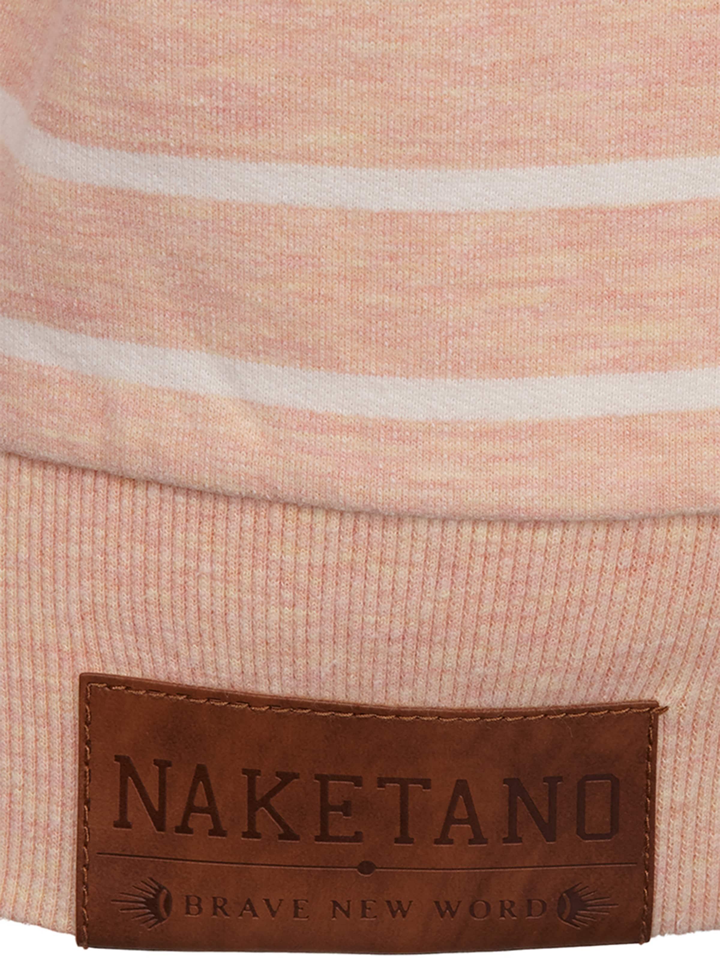 Vert Naketano shirt En Sweat PastelBlanc rdBoCxe