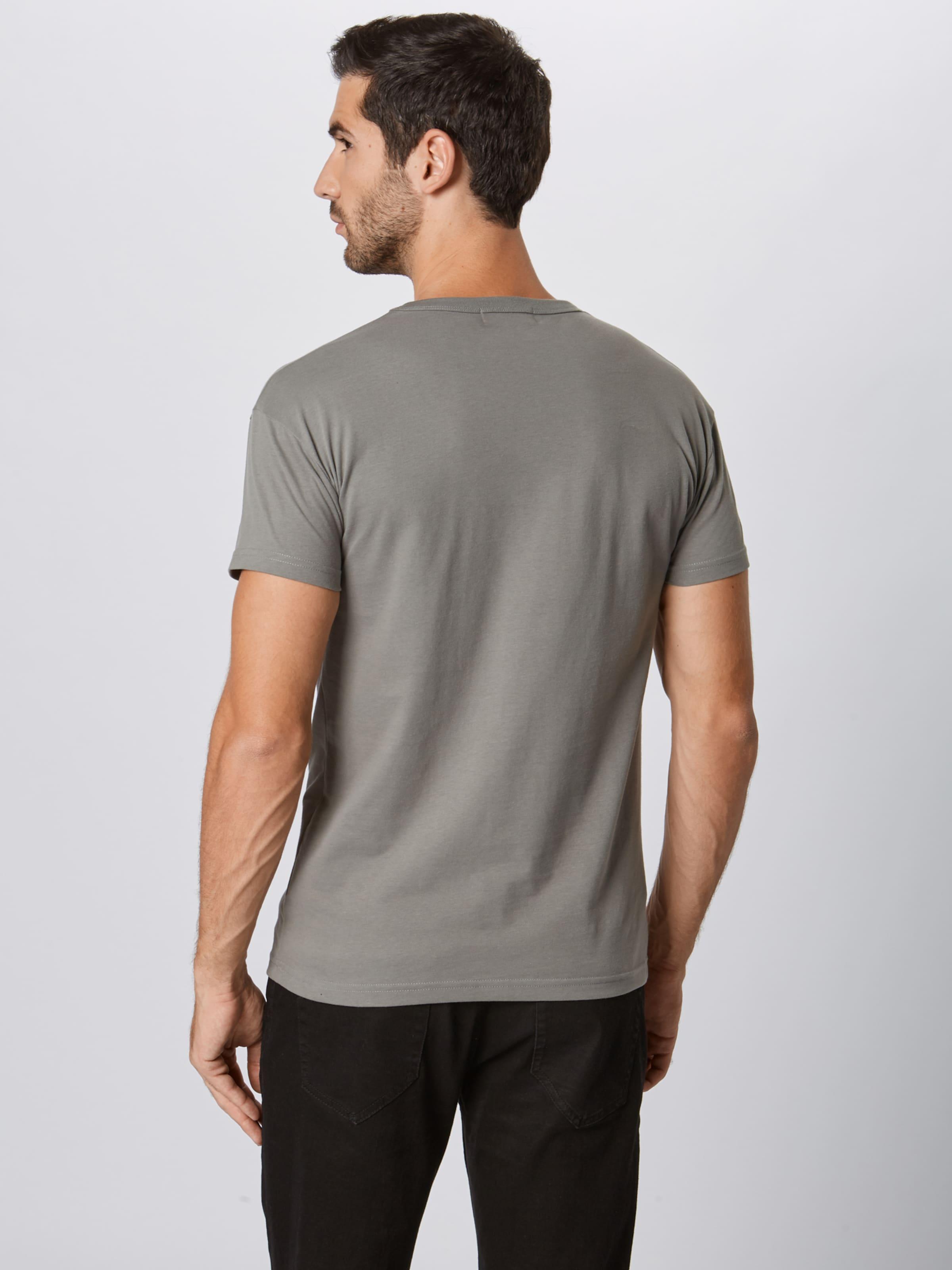 shirt 'angeln' Derbe ClairBlanc T Bleu En HWD2IE9