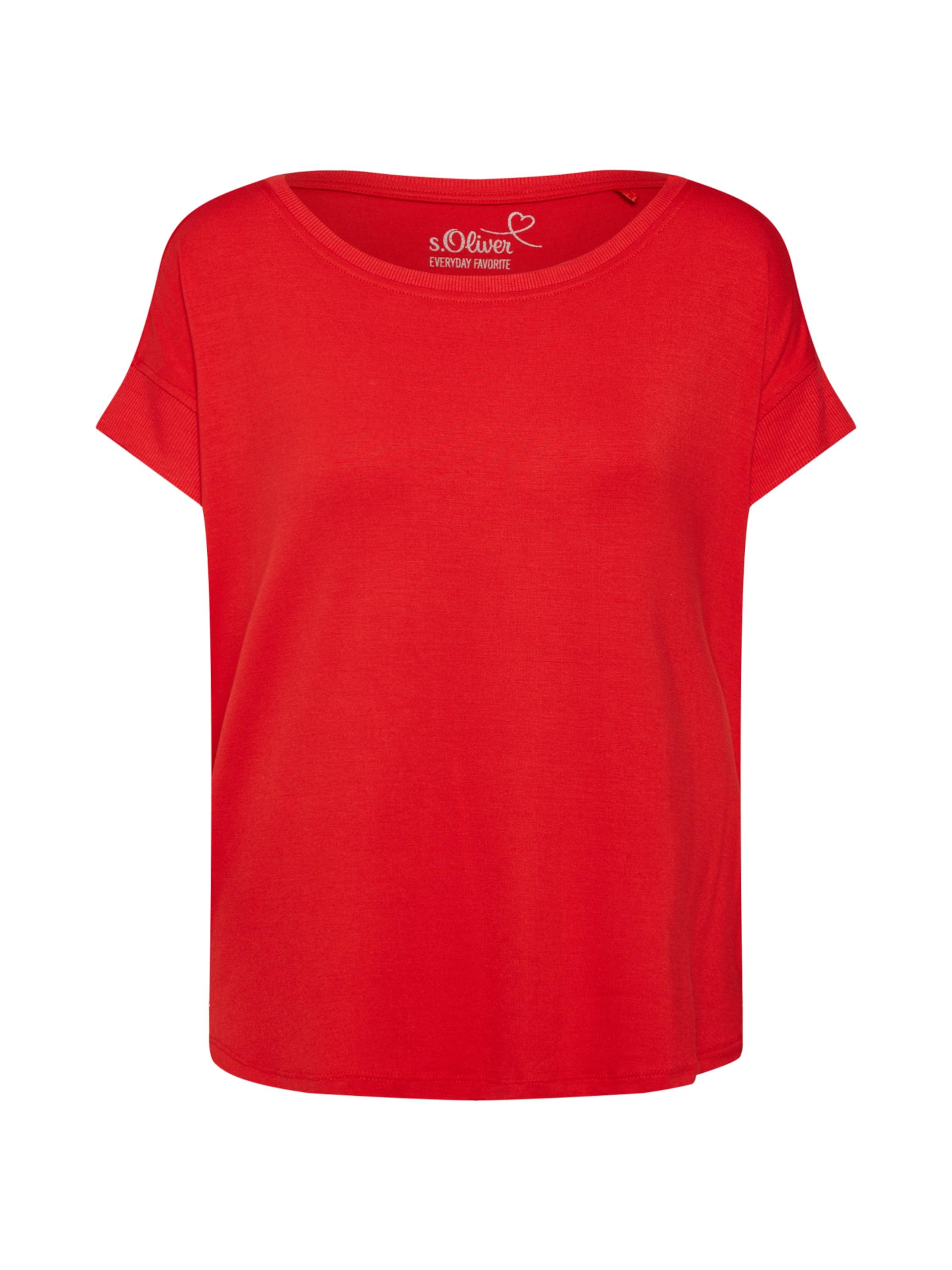 shirt Red Label En Rose Ancienne S oliver T IEYWHe2D9