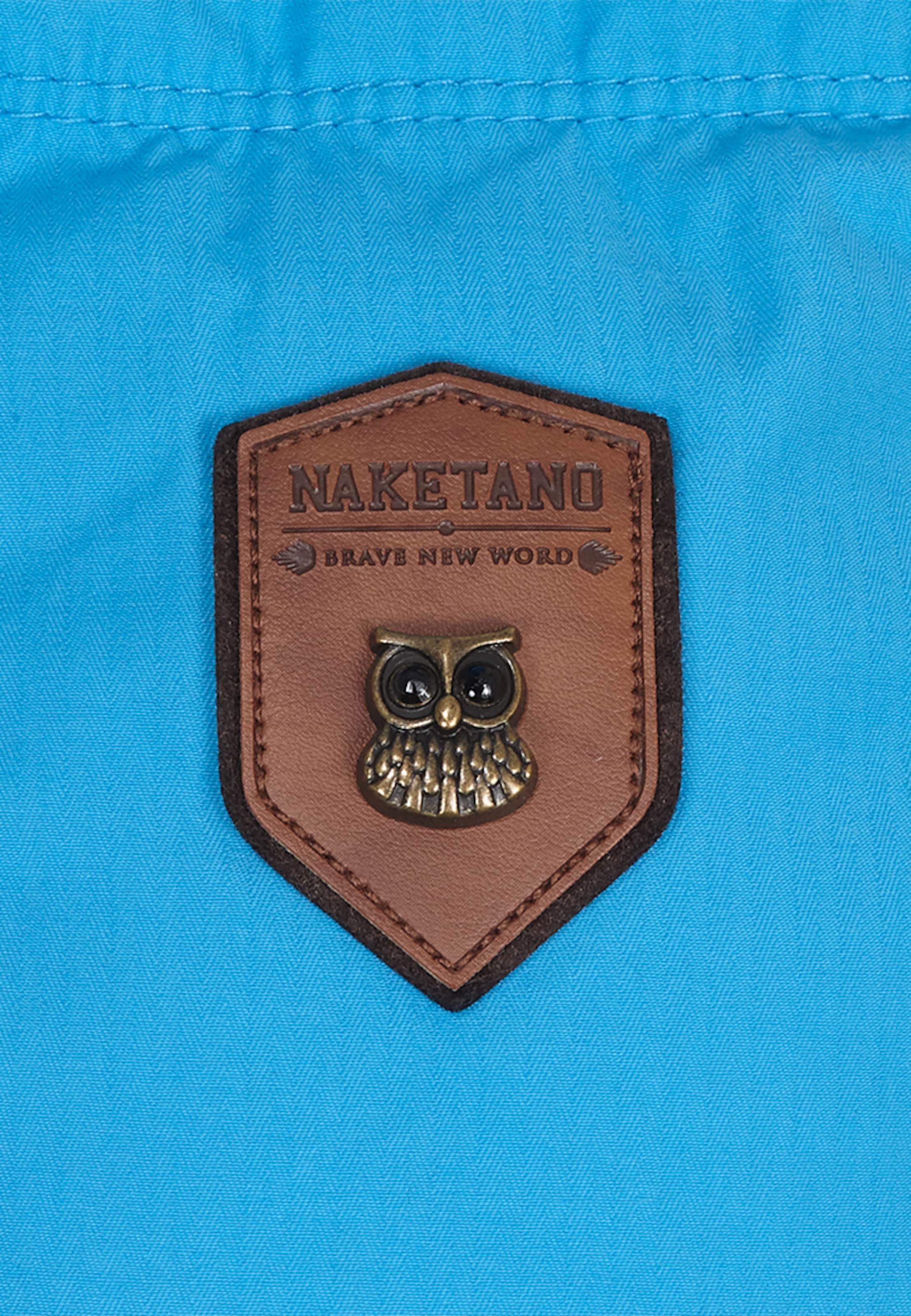 'hasenbergl Flavour Weste In Naketano Ii' Neonblau mnOyv0wN8P