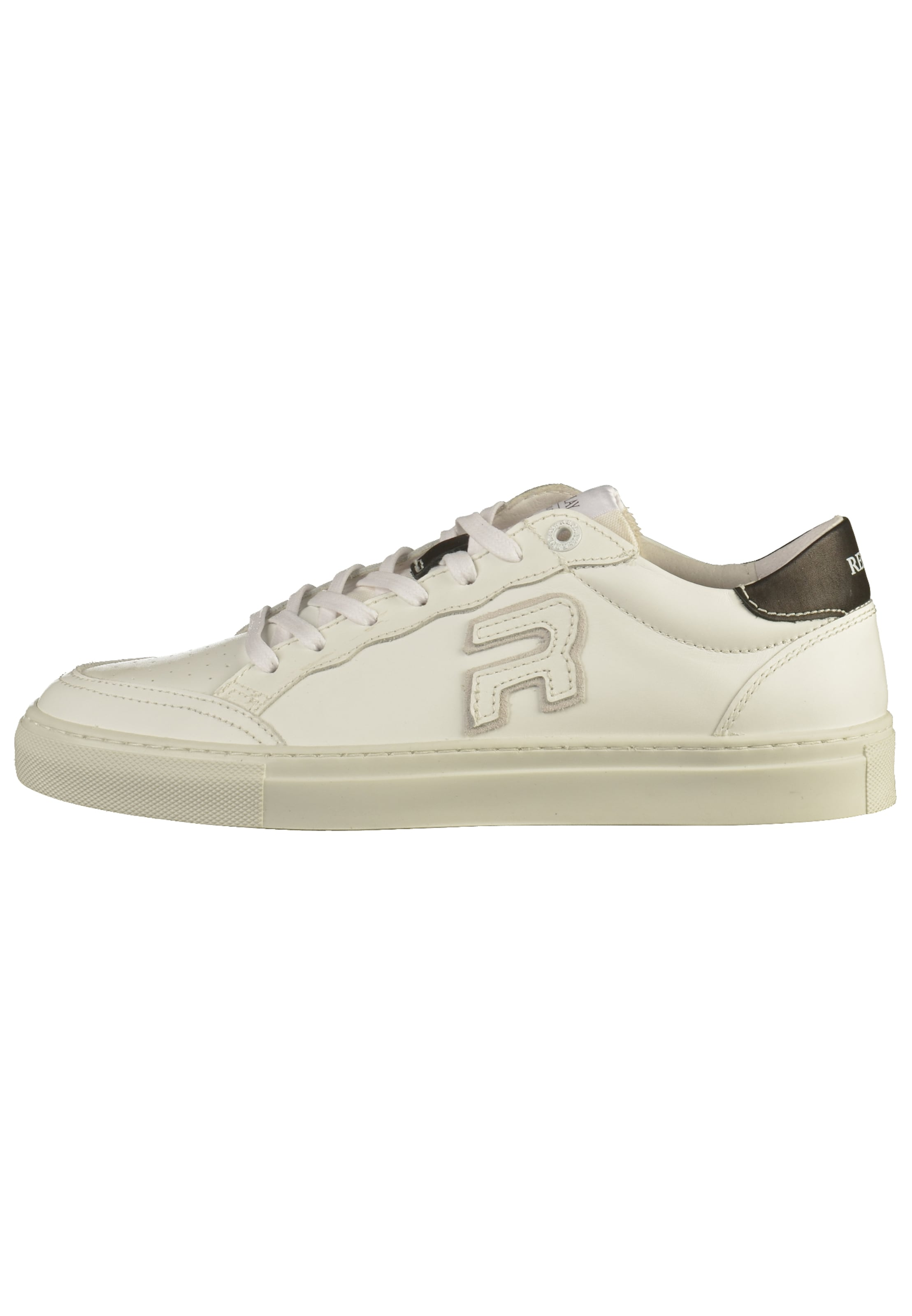 En Basses Baskets Replay Replay Basses Baskets Blanc JlKF1c