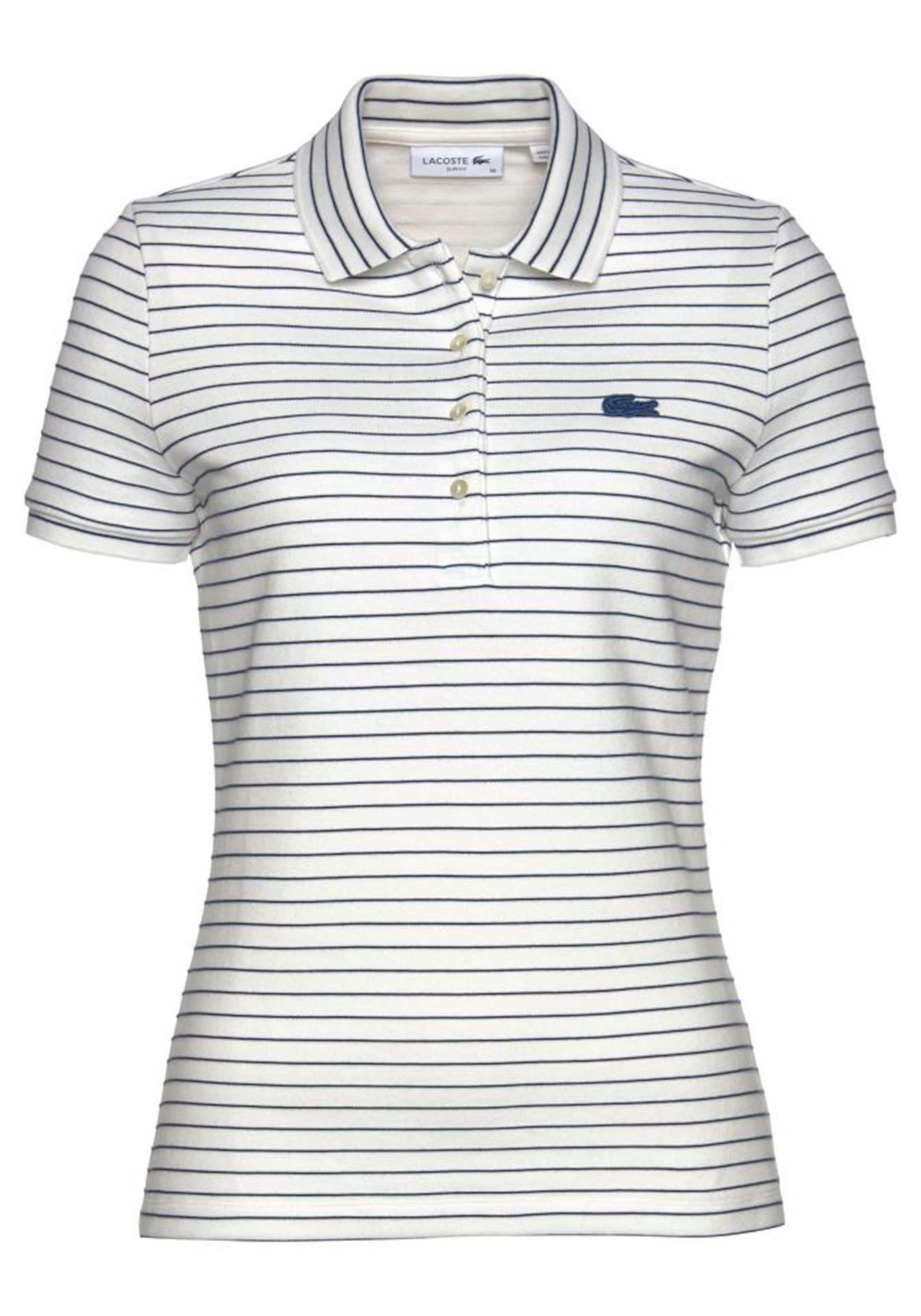 NavyWeiß In Poloshirt Poloshirt Lacoste In Lacoste PuXZikO