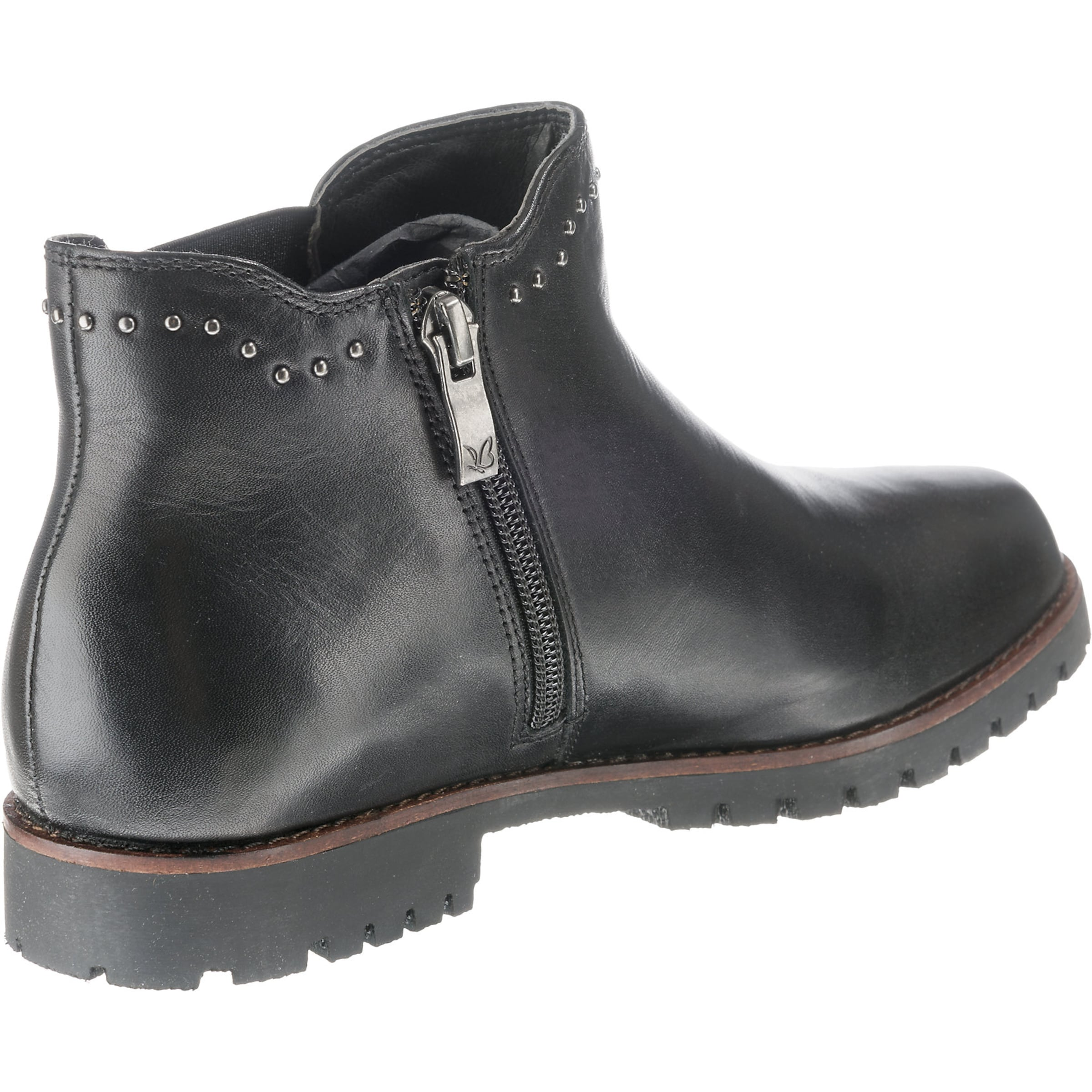 Boots En Caprice Chelsea Caprice Noir NkXn0O8wP