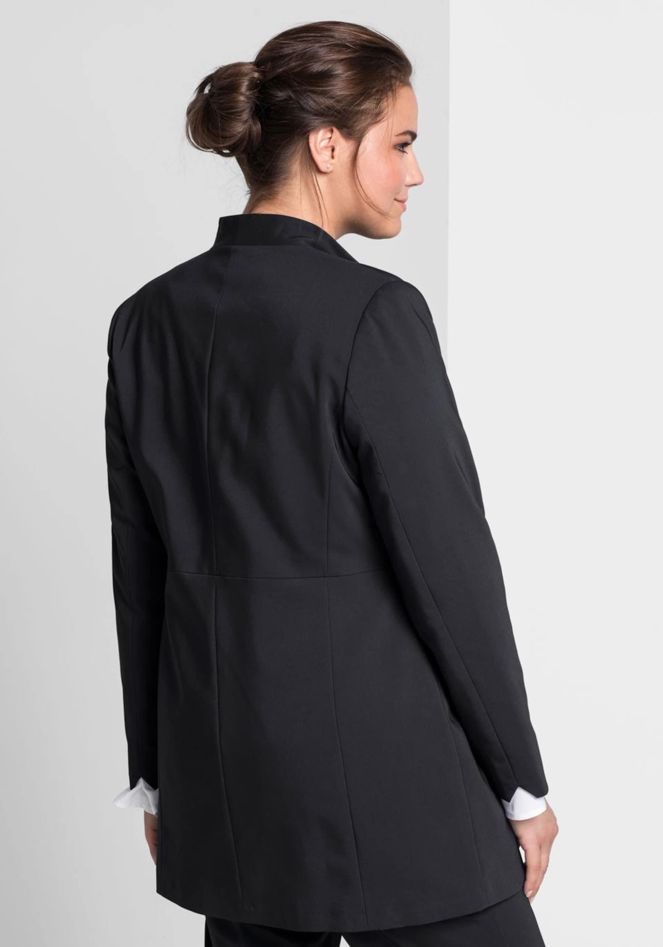 Style In Sheego Schwarz Style Blazer Blazer In Style Sheego Sheego Schwarz j54RAL