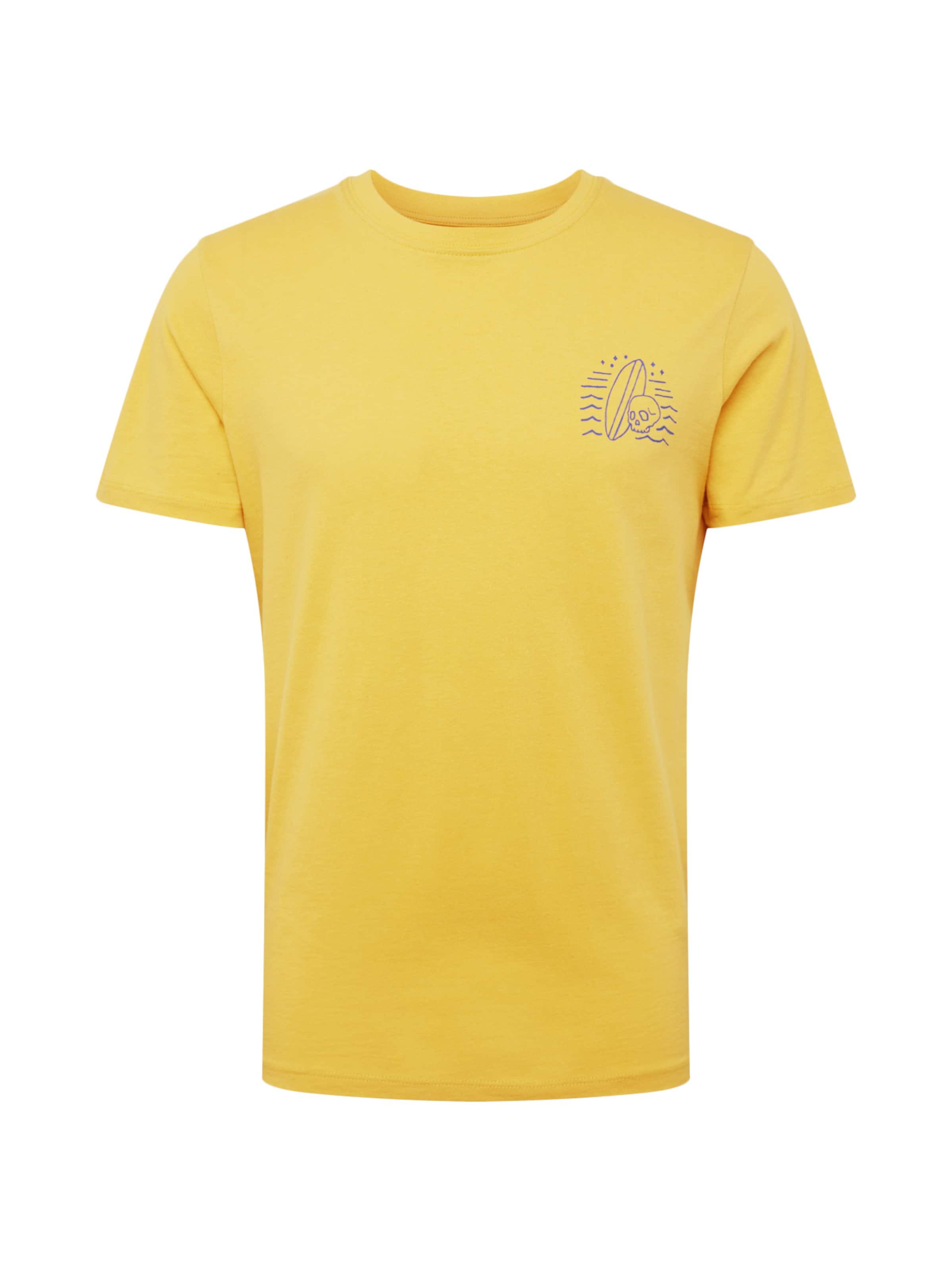 Jackamp; Ss En shirt Neck' Jaune Jones T Tee Crew 'jormalibuclub Yf76ybvg