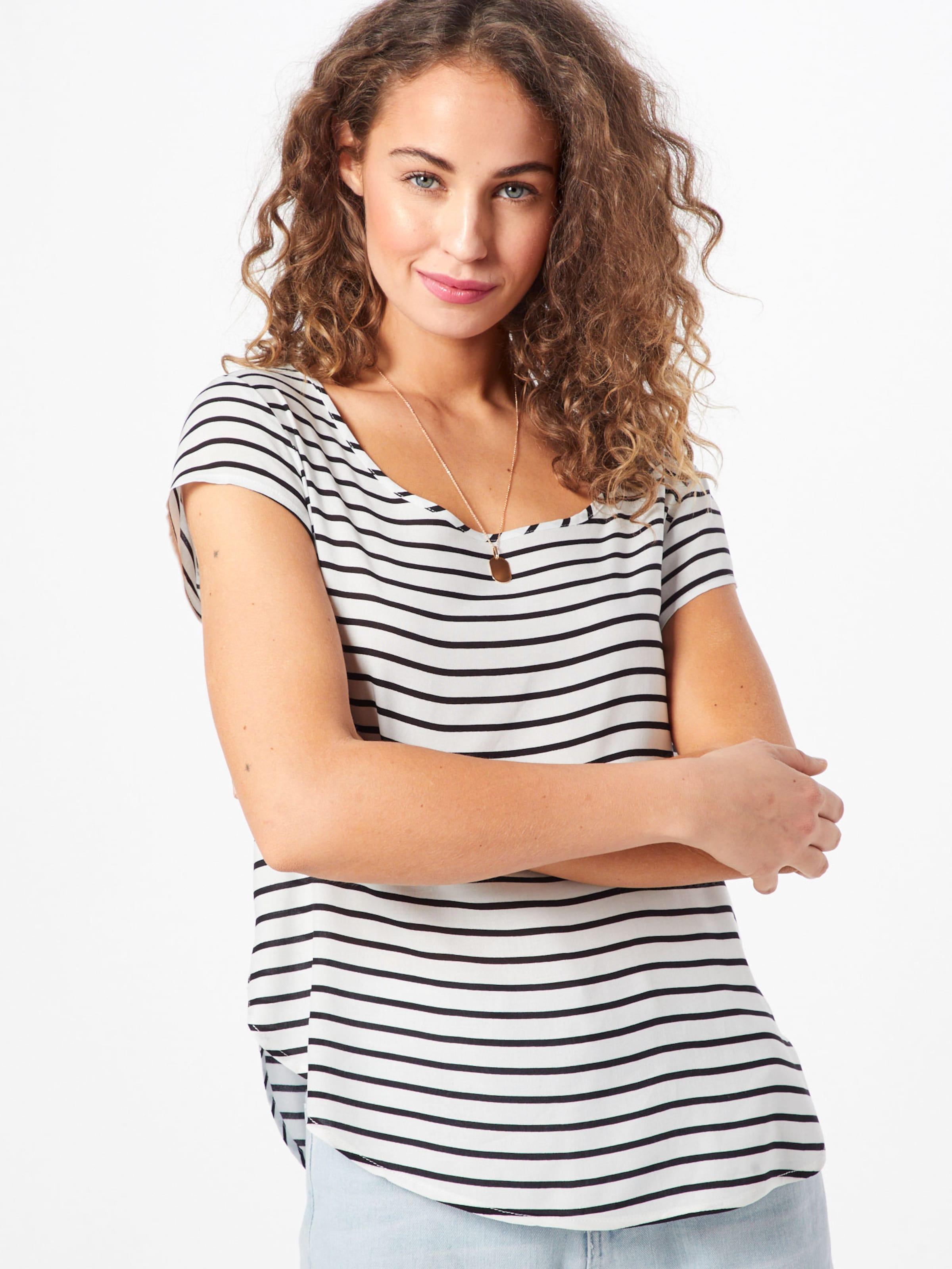 Hailys Tp V En T Liane' 'ss Noir shirt odeBxC