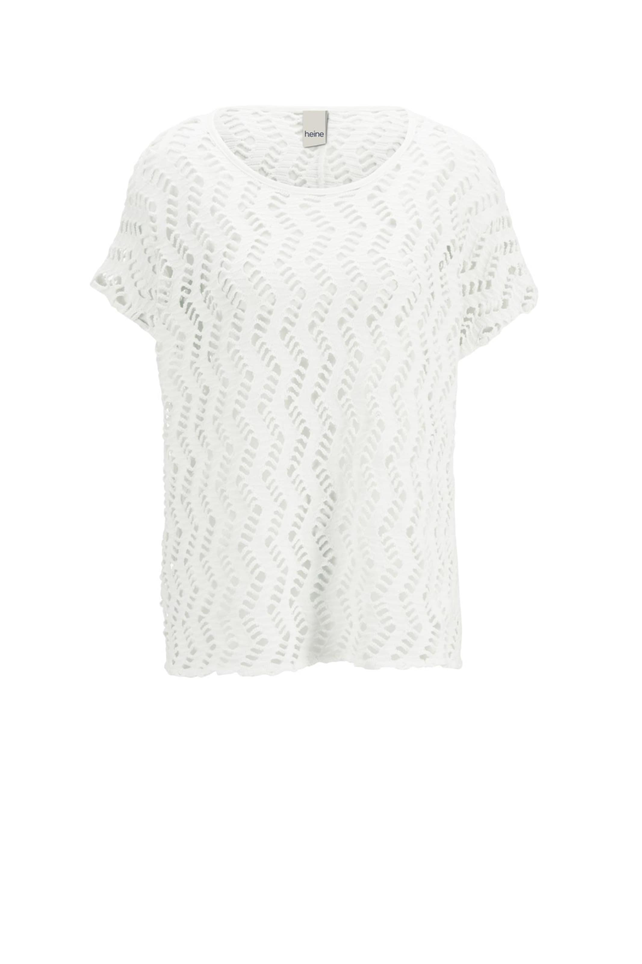 In Pullover 'casual' Offwhite In Heine Pullover Heine Pullover 'casual' Offwhite Heine 7f6gYbvy
