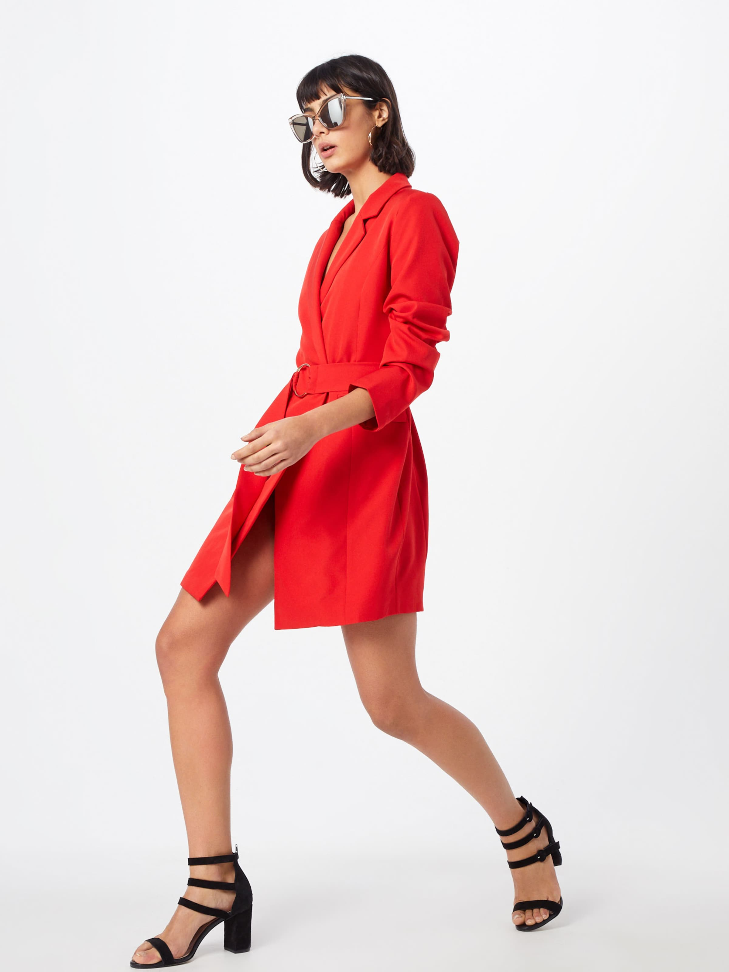 O Robe 'red En Missguided Rouge Ring' dQrshtxC