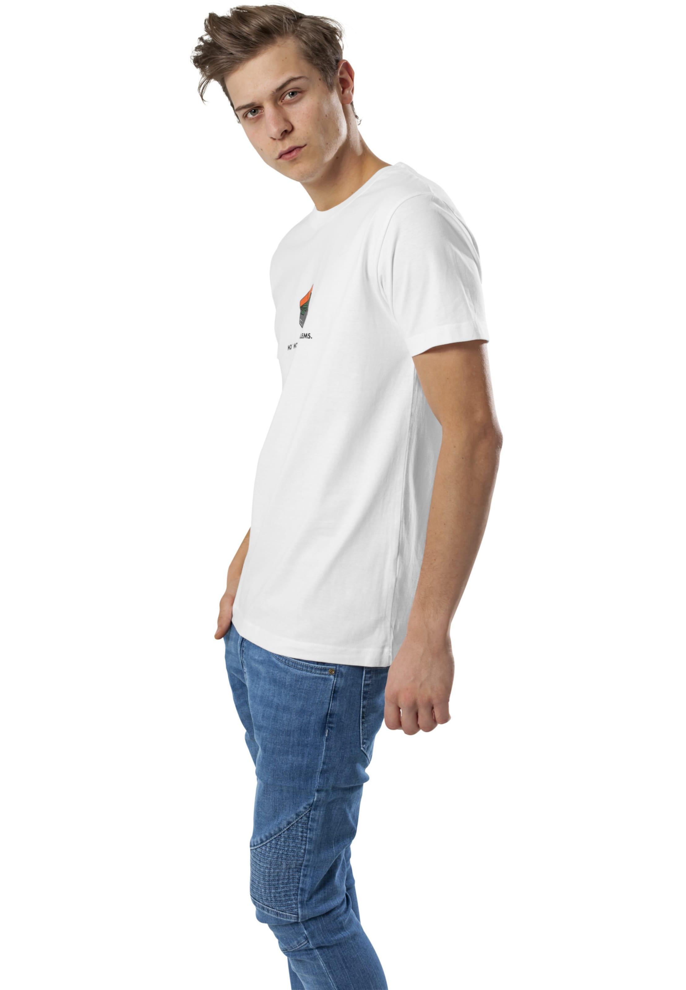 Tee Grasgrün Schwarz Shirt In Weiß Mister RostbraunDunkelgrau 'shoebox' orWQxdCBe