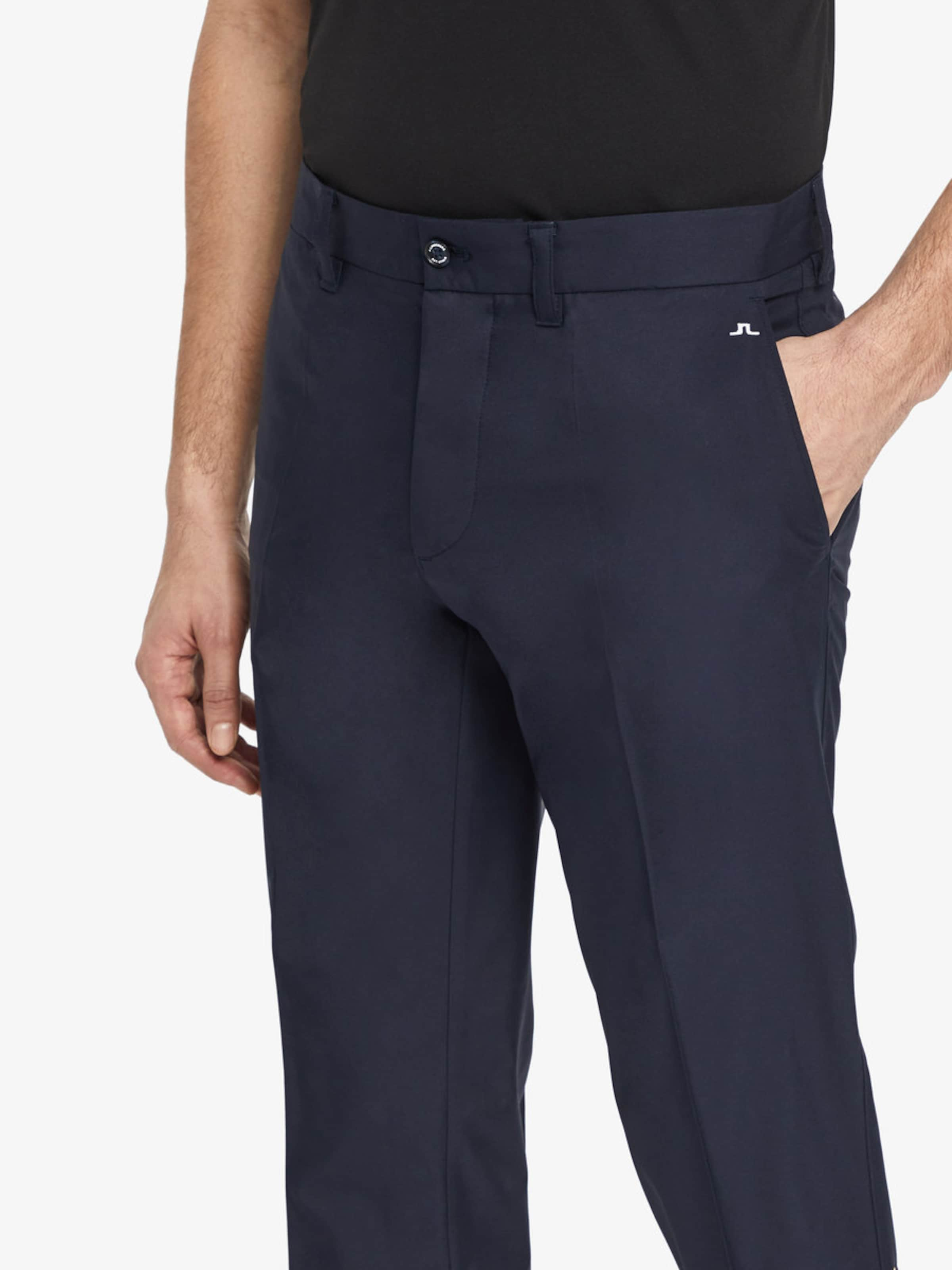 'elof' En Pantalon À lindeberg Noir Pince J Nnw0mv8