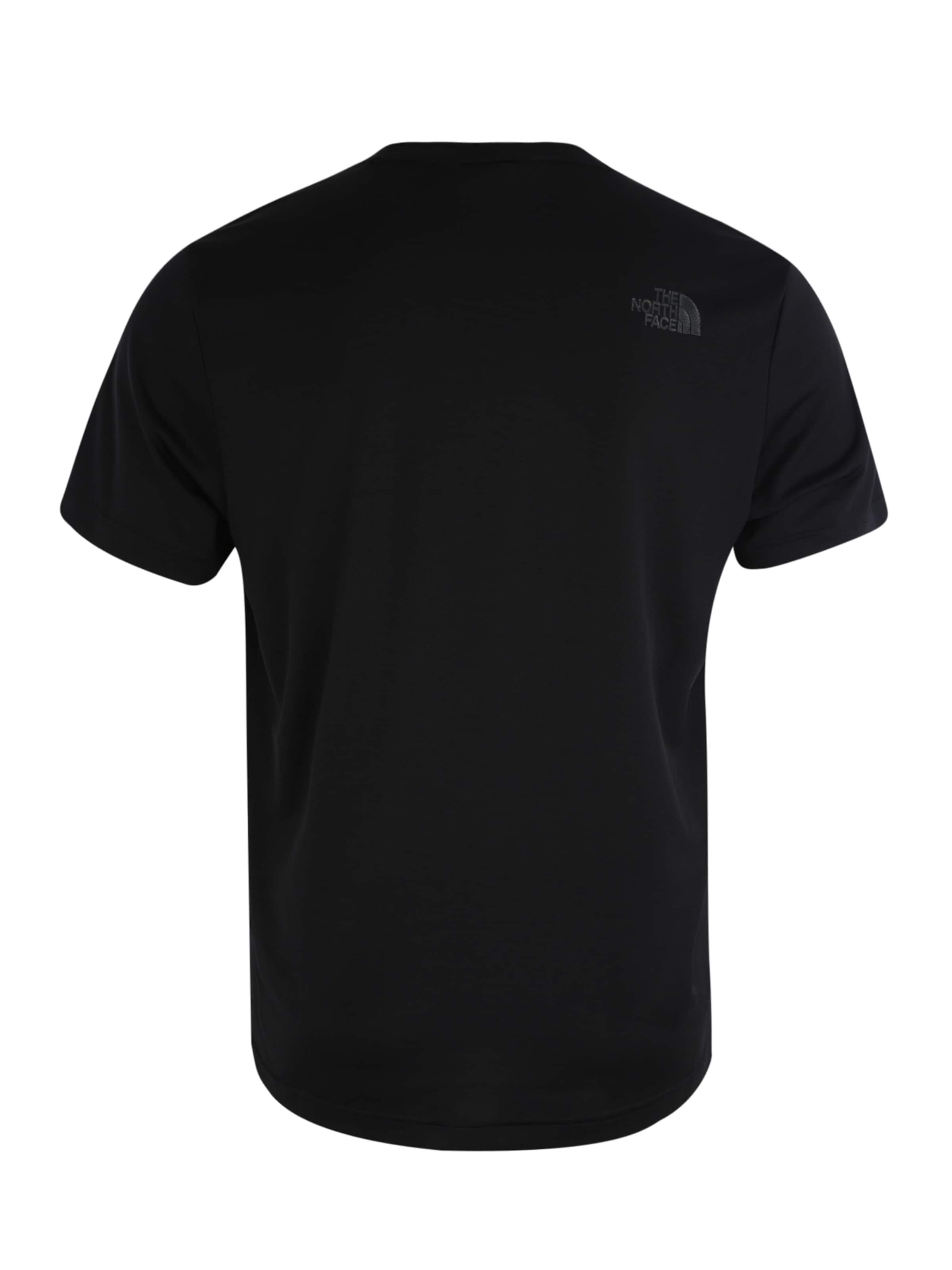 Fonctionnel shirt En 'tanken' Noir Face North T The sxhrCBdtQ