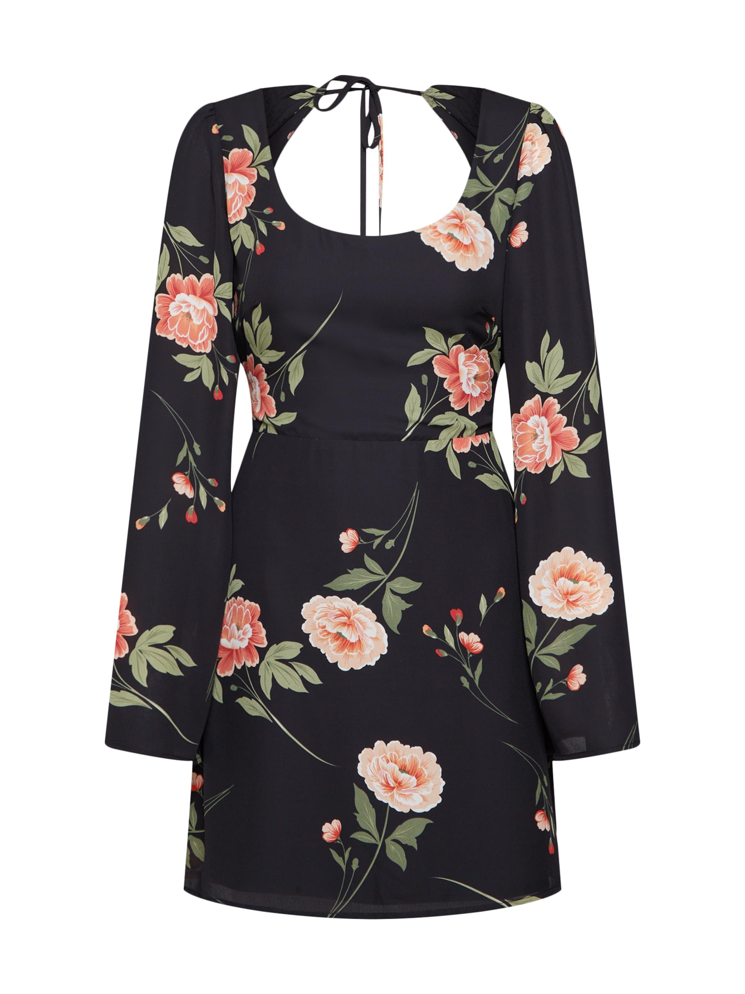 De Mélange Fashion Robe CouleursNoir Union 'angelique' En xrdshQotCB