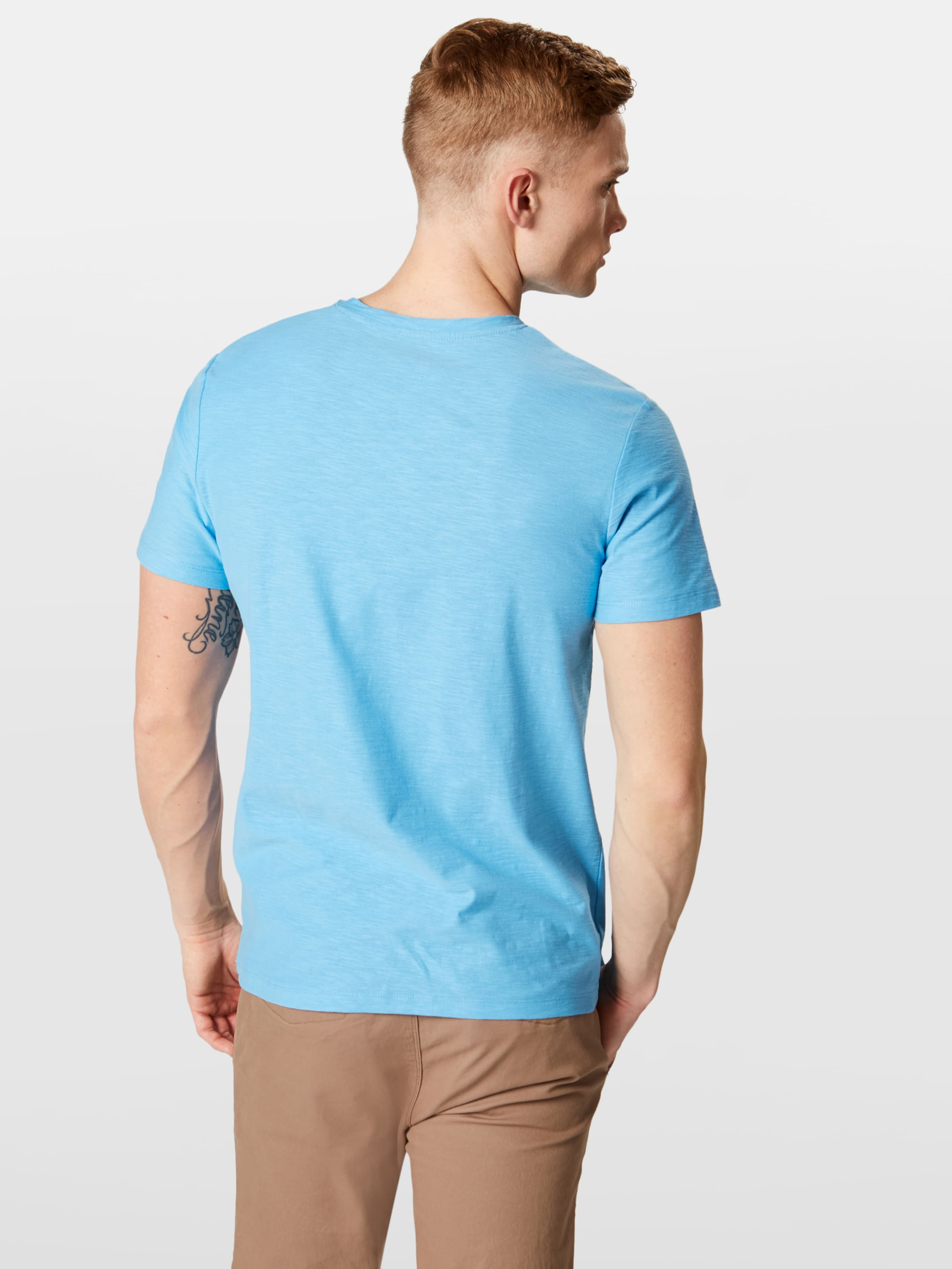 shirt T Clair Jackamp; Jones En Bleu OZkuiXP
