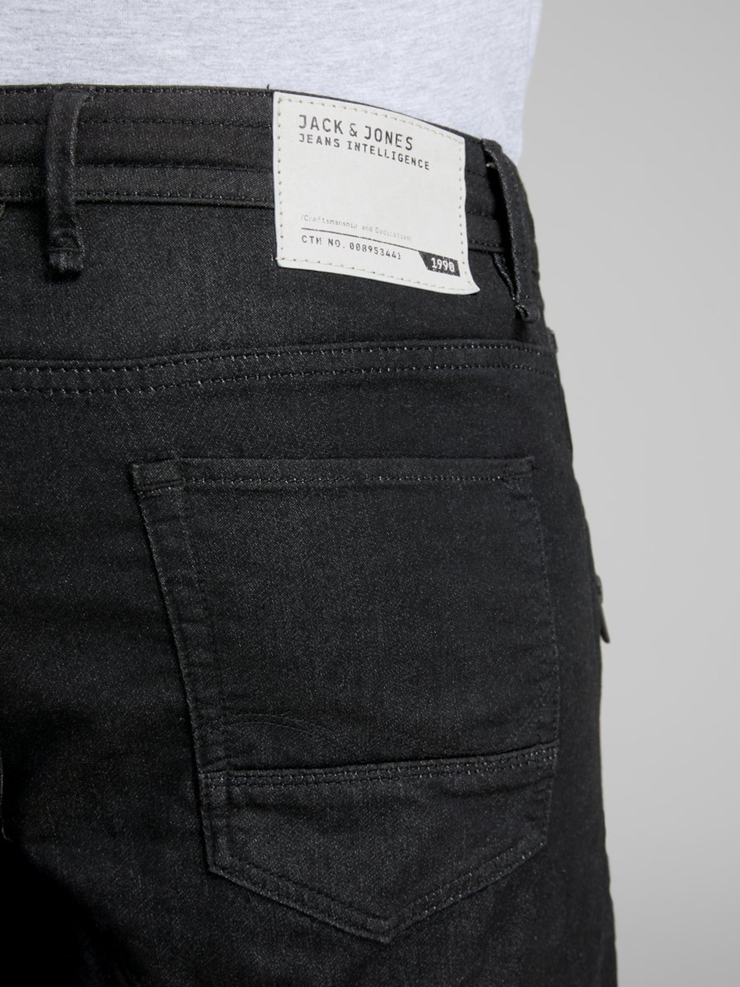 'simon' Pantalon En Noir Jackamp; Jones KTF3lJc1
