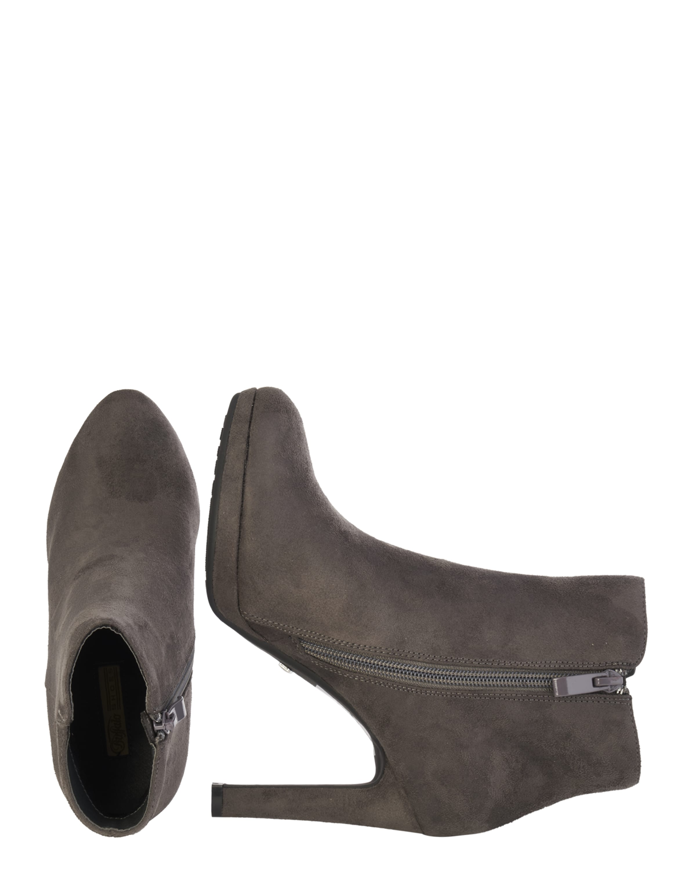 Bottines Greige En En Buffalo Greige Bottines Buffalo BrdCexo