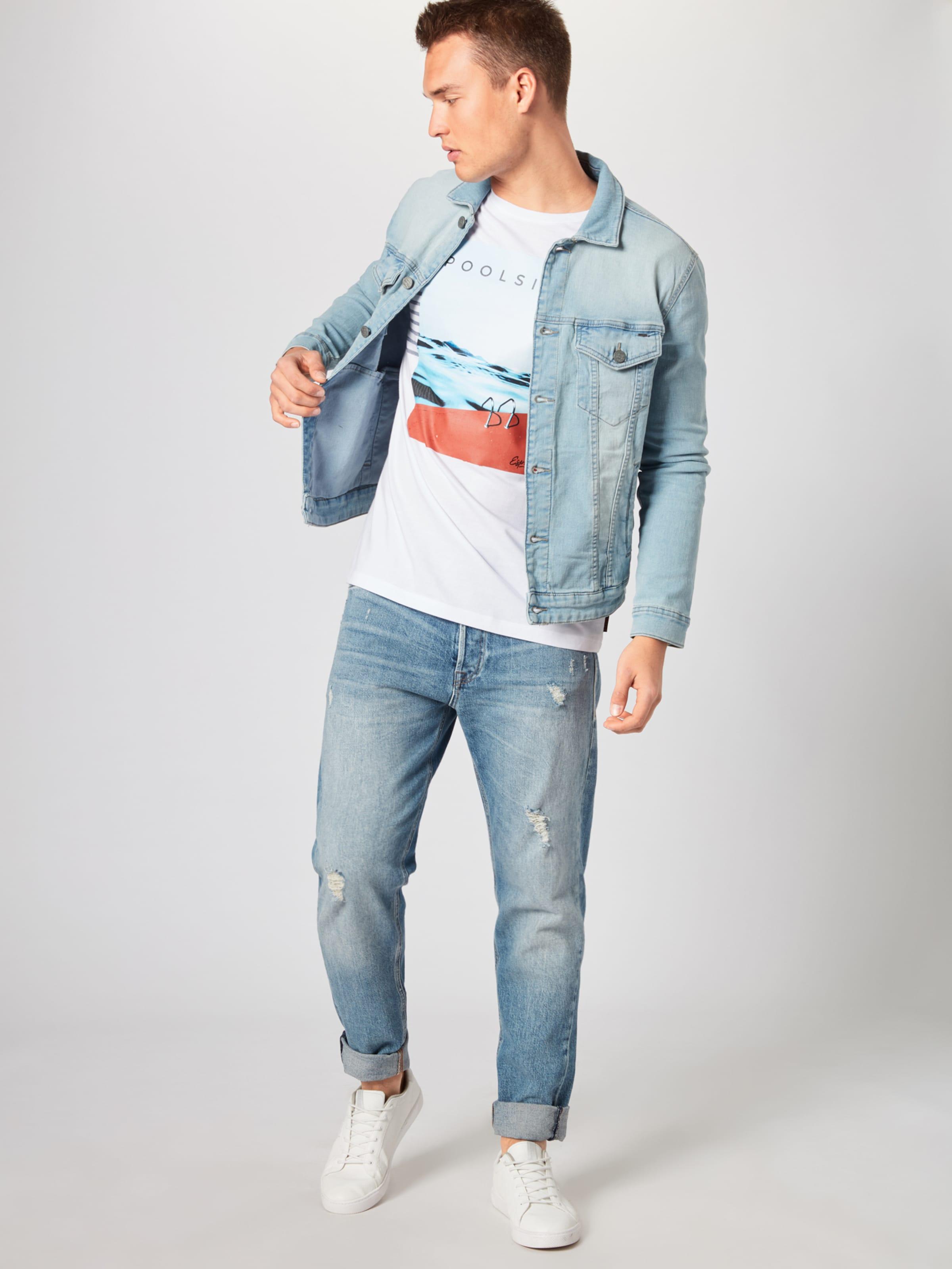 En 'sg T Blanc Cassé Esprit shirt 069ee2k010' n0Nvm8wO