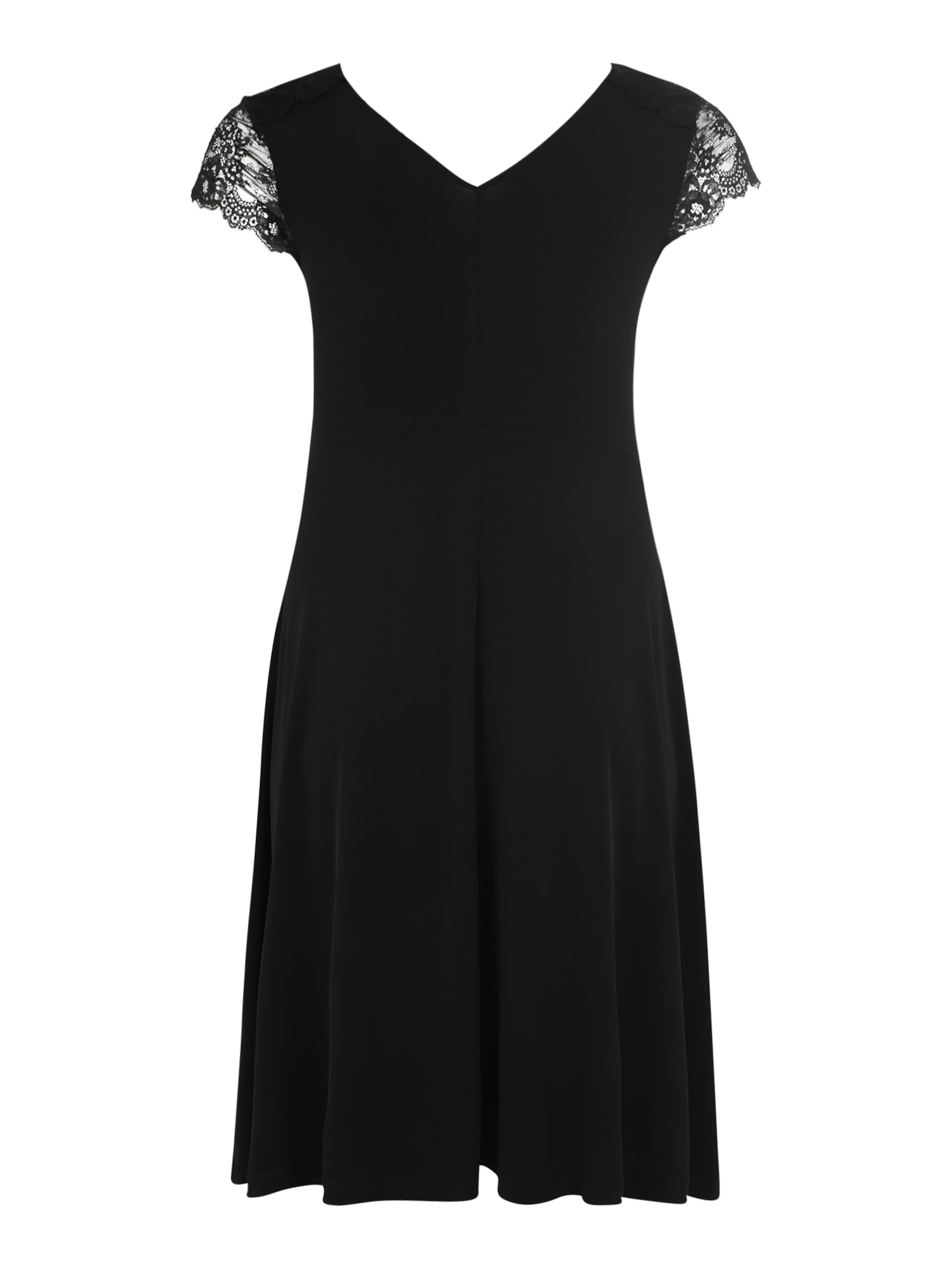 Anna Field Schwarz Kleid In Curvy dohxBsQrtC