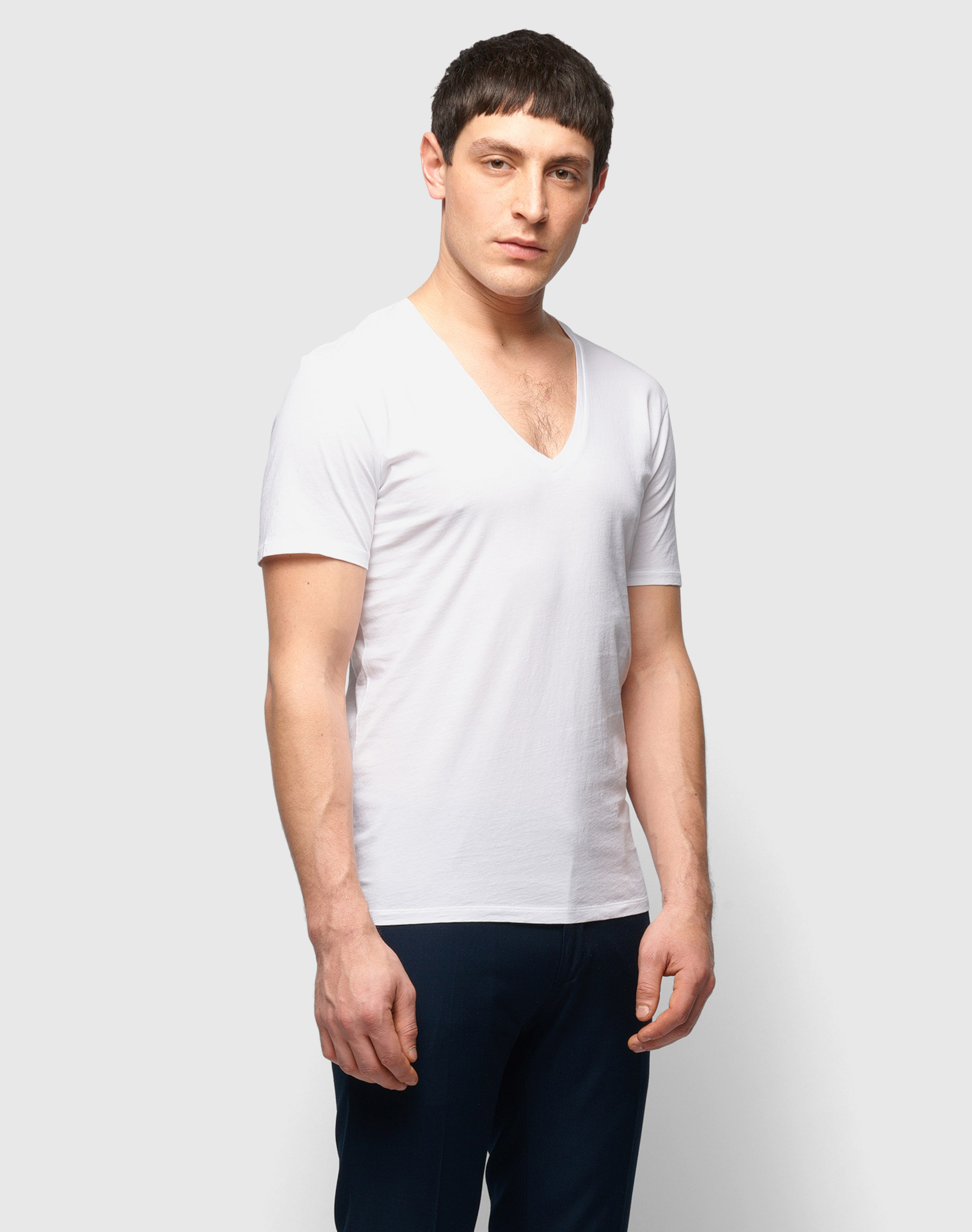 'quentin' T shirt En Noir Drykorn k0nwX8OP