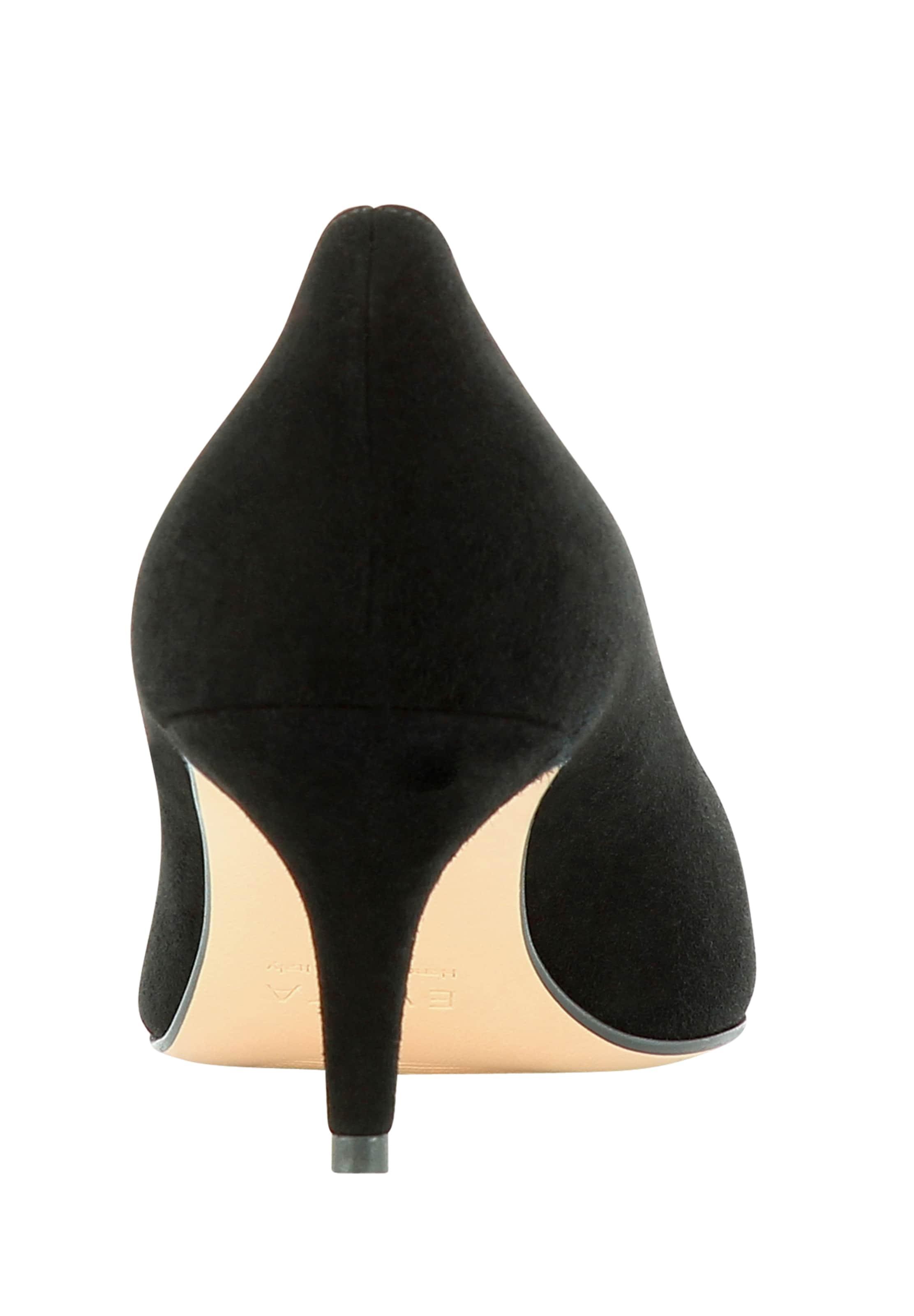Noir En Evita Evita Escarpins Escarpins 5c4LRSq3Aj