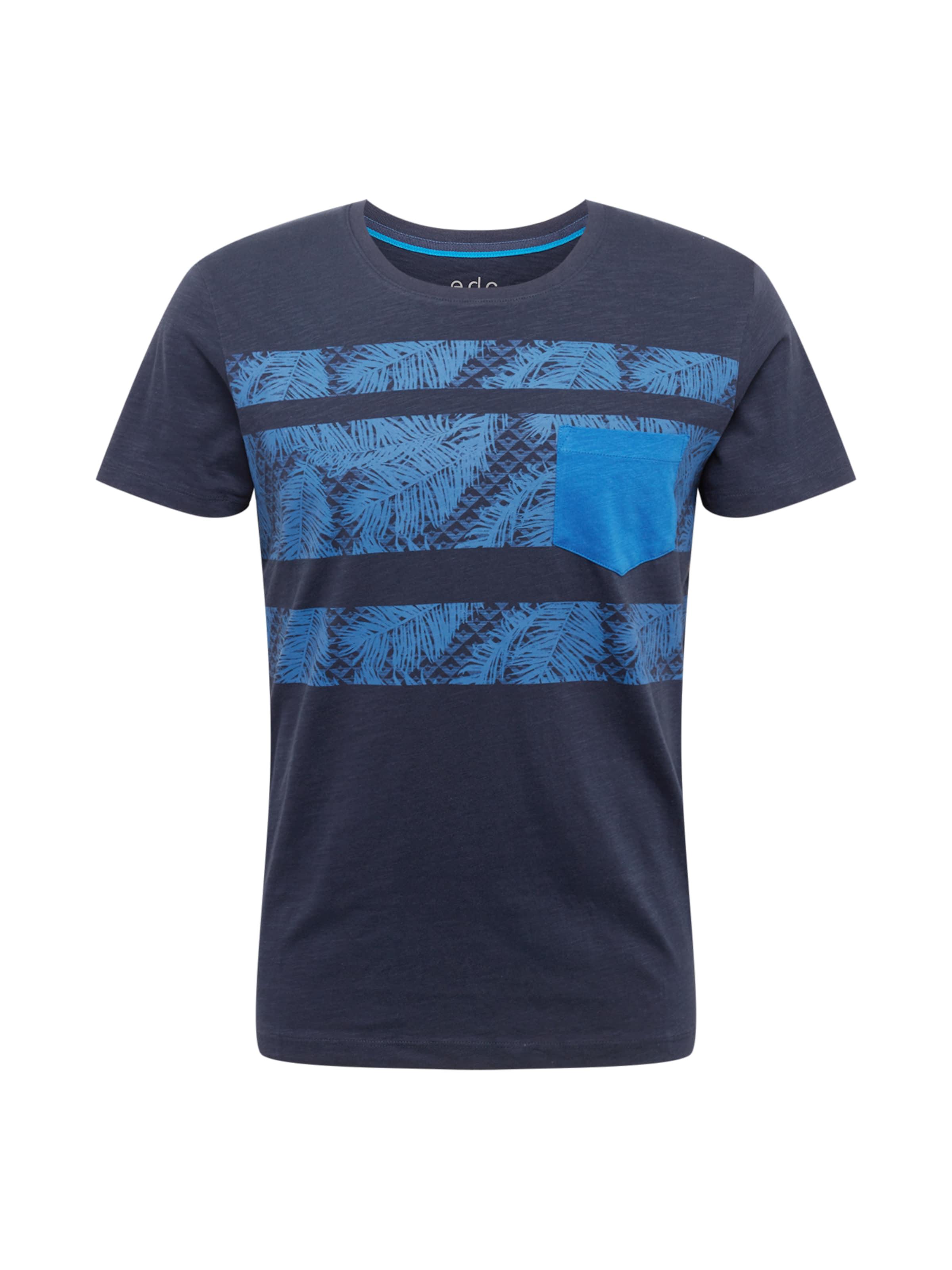 By Esprit Edc Bleu T shirt Marine En 4j35LARq