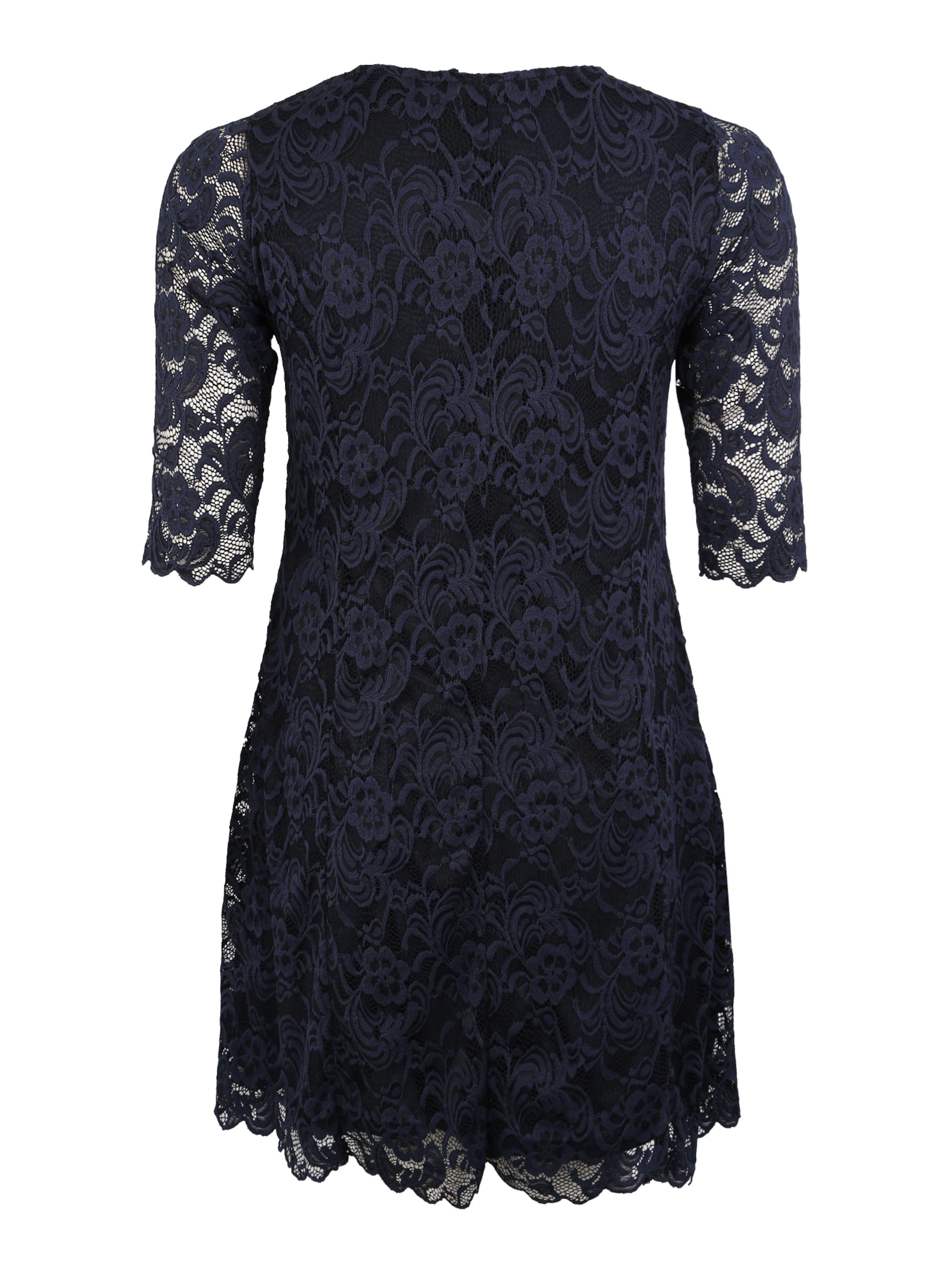 Kleid Junarose 'jrnewemma Above Sl Dress' Dunkelblau Knee 3 4 In qGLVSzMUp