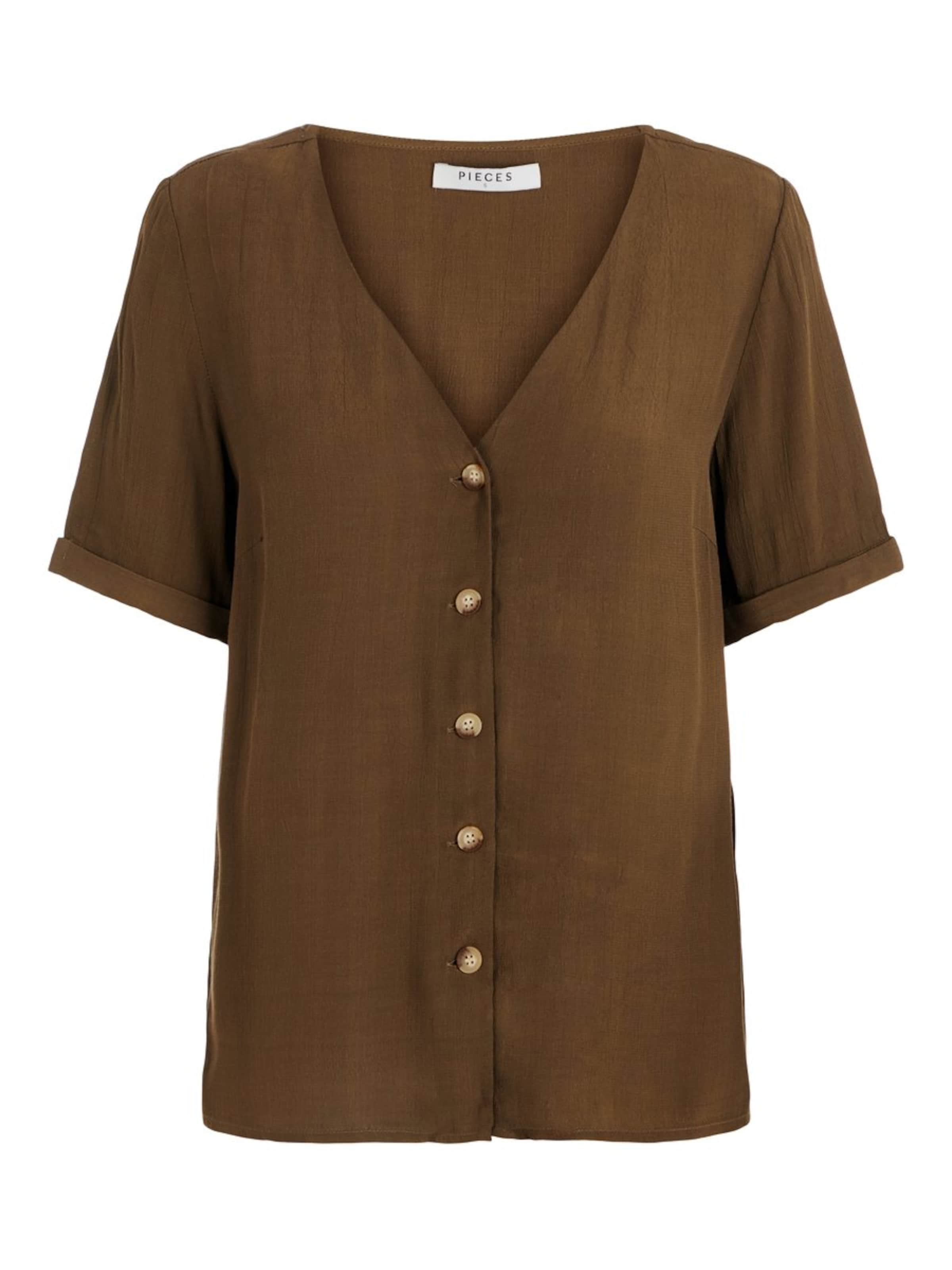 Blouse Bruin Pieces Pieces In Blouse Pieces Bruin In Blouse wv8N0mn