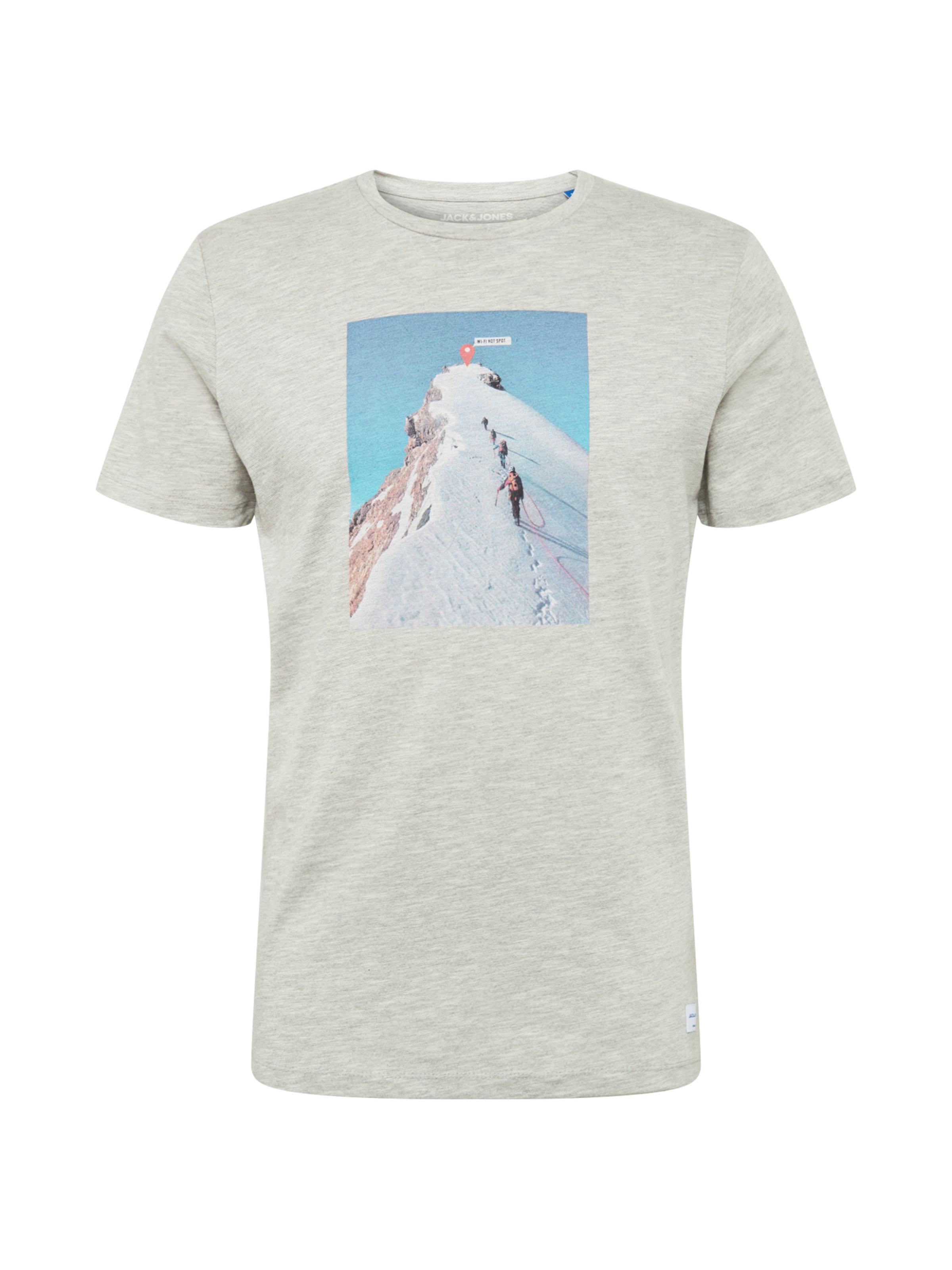 En T Cassé Mélange Jackamp; Jones shirt De CouleursBlanc 8n0wOPkX