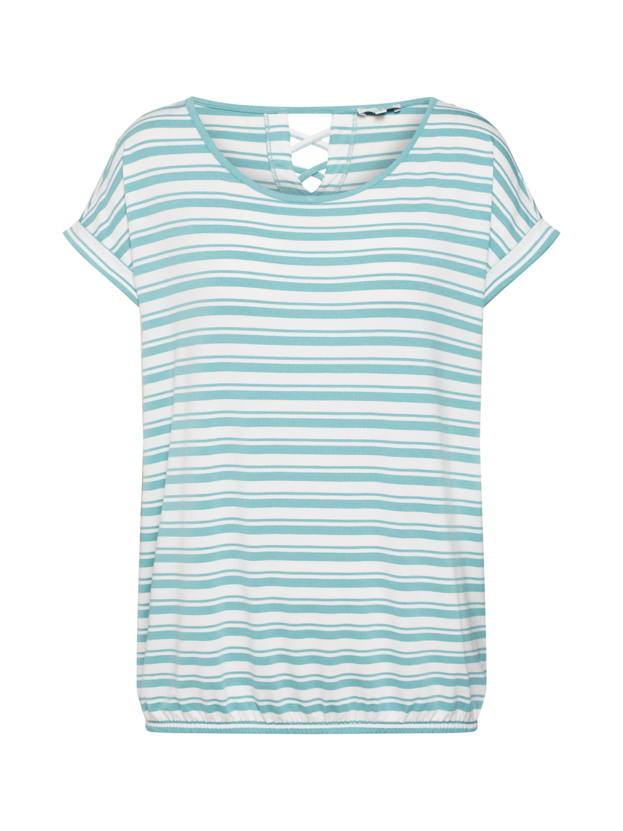 T En Tom Tailor shirt JauneBlanc Cassé wOPn0k